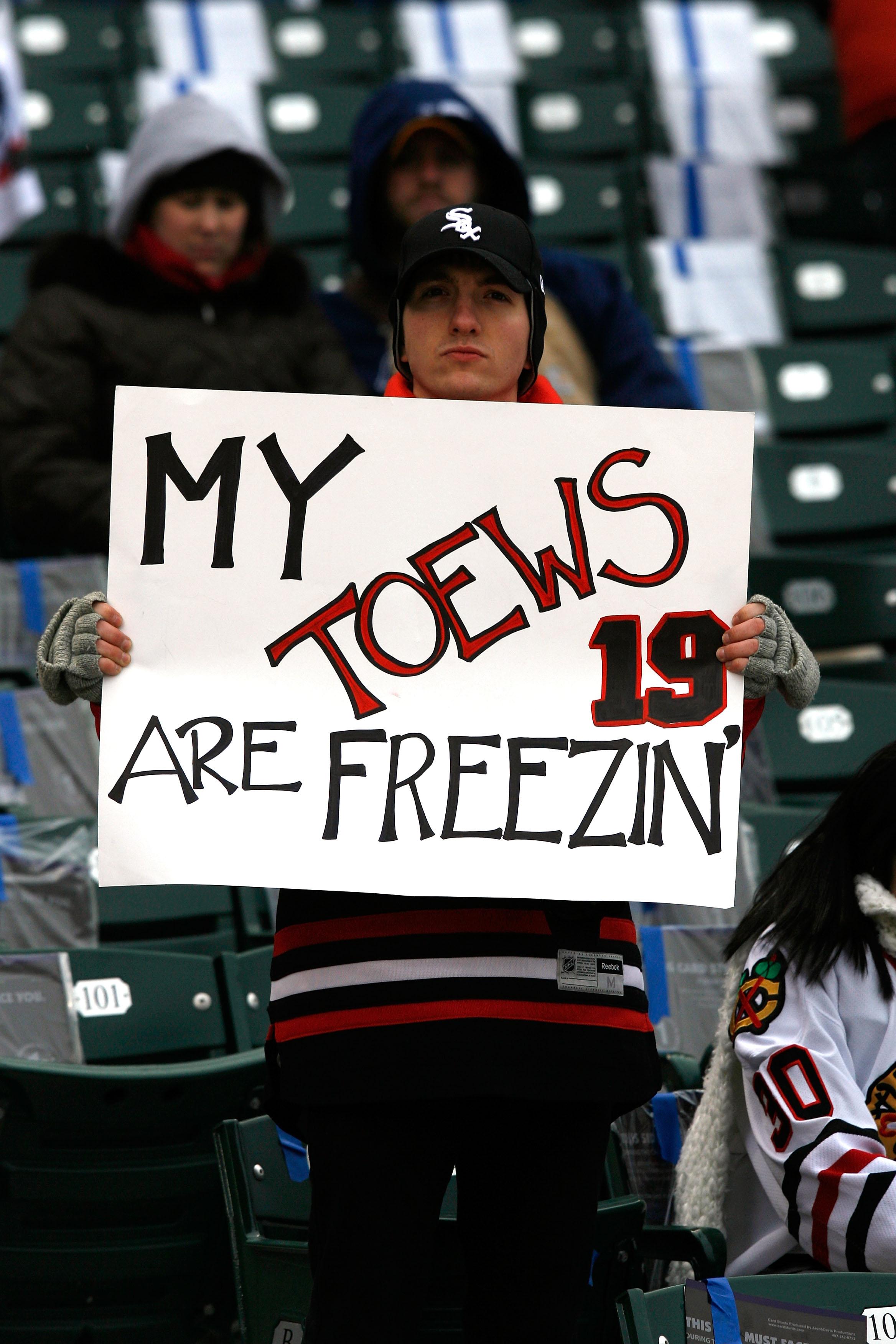 Winter Classic: Detroit Red Wings v Chicago Blackhawks