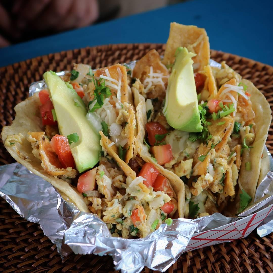 Tacos from Veracruz All Natural