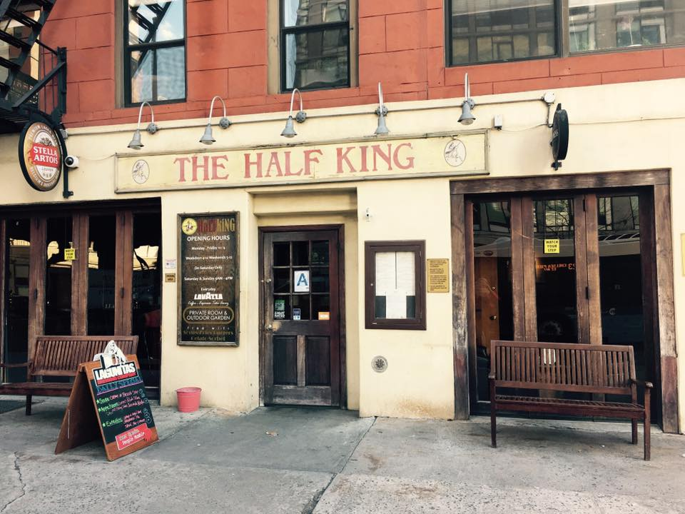 Literary Institution the Half King Will Close Next Month After 18 Years in Chelsea