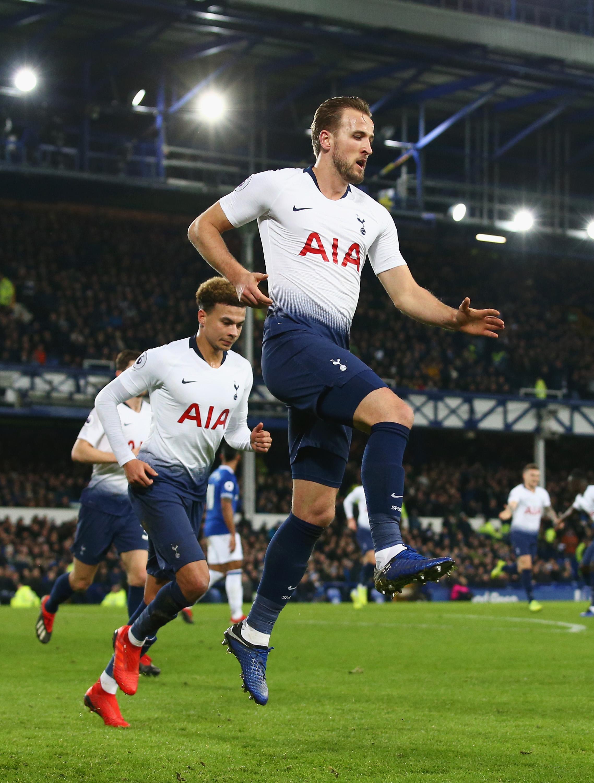 Harry Kane - Tottenham Hotspur - Premier League