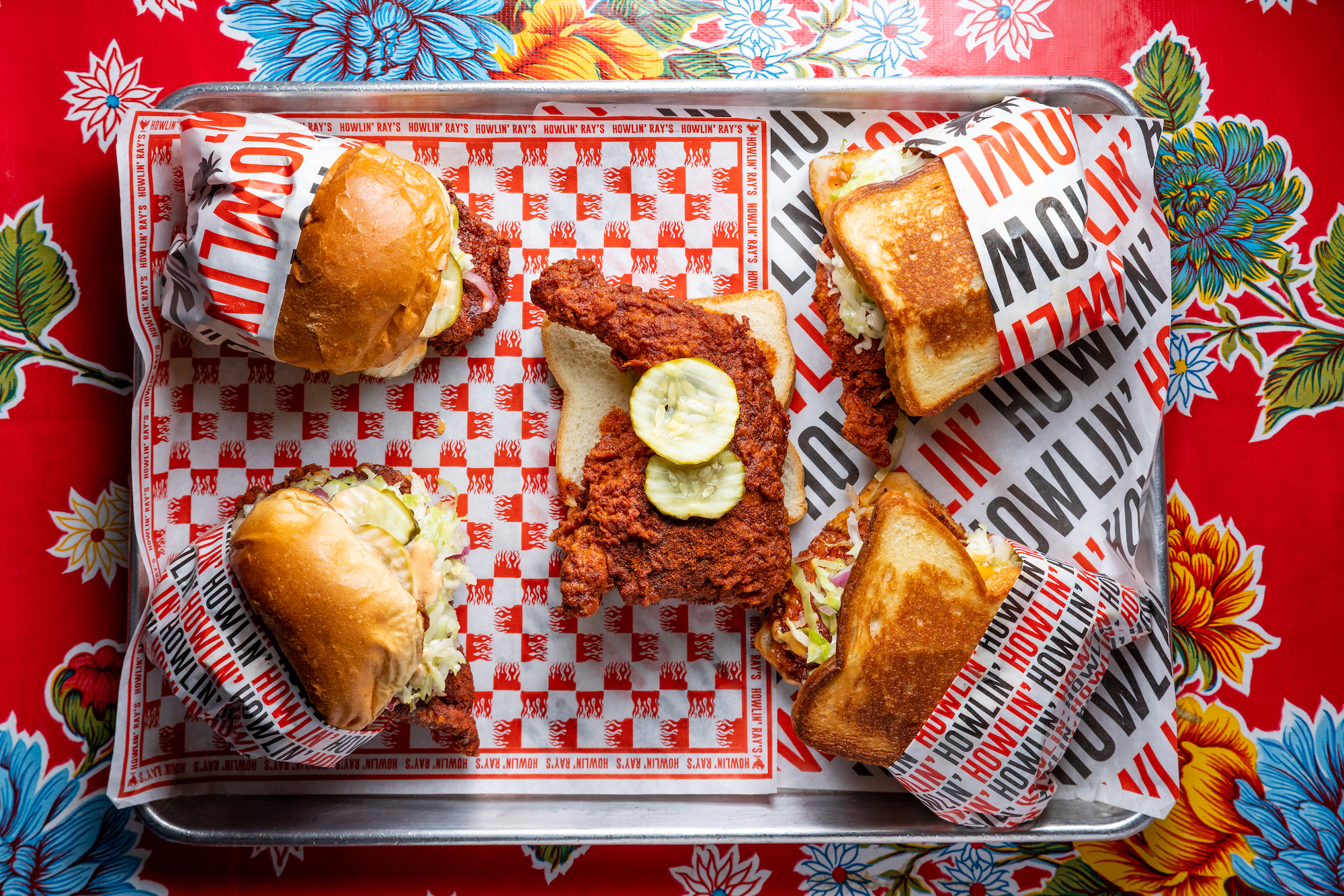 Here's Every Secret Menu Item to Order at Howlin' Ray's