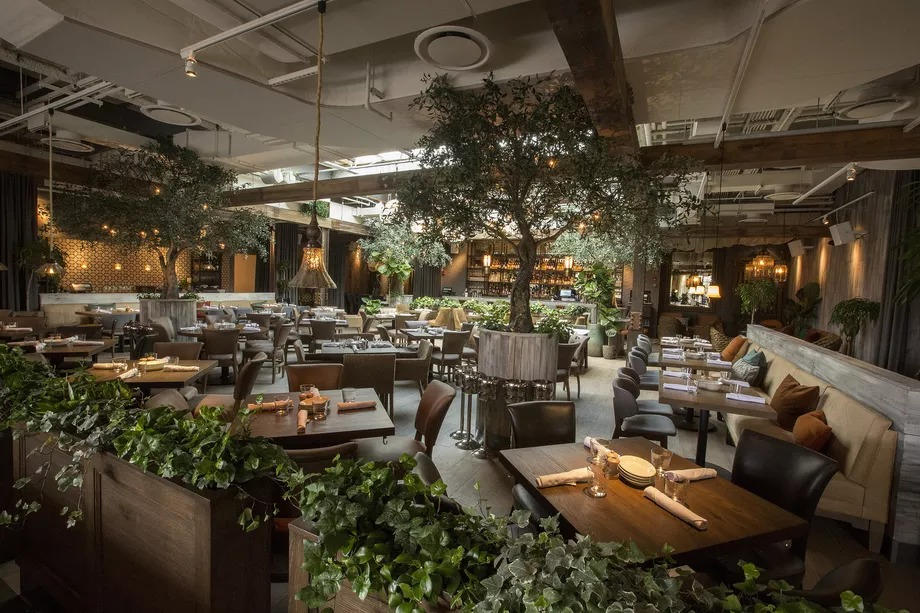 The Most Beautiful Chicago Restaurants of 2018