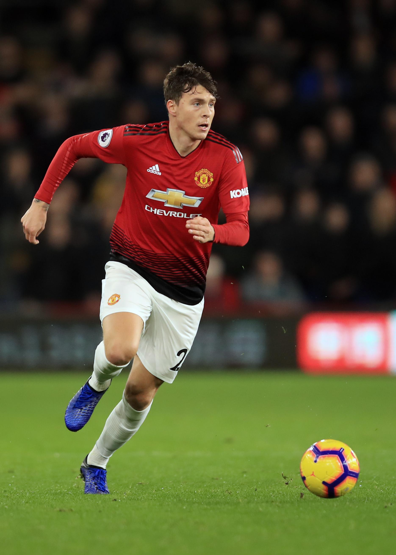 Victor Lindelof - Manchester United - Premier League
