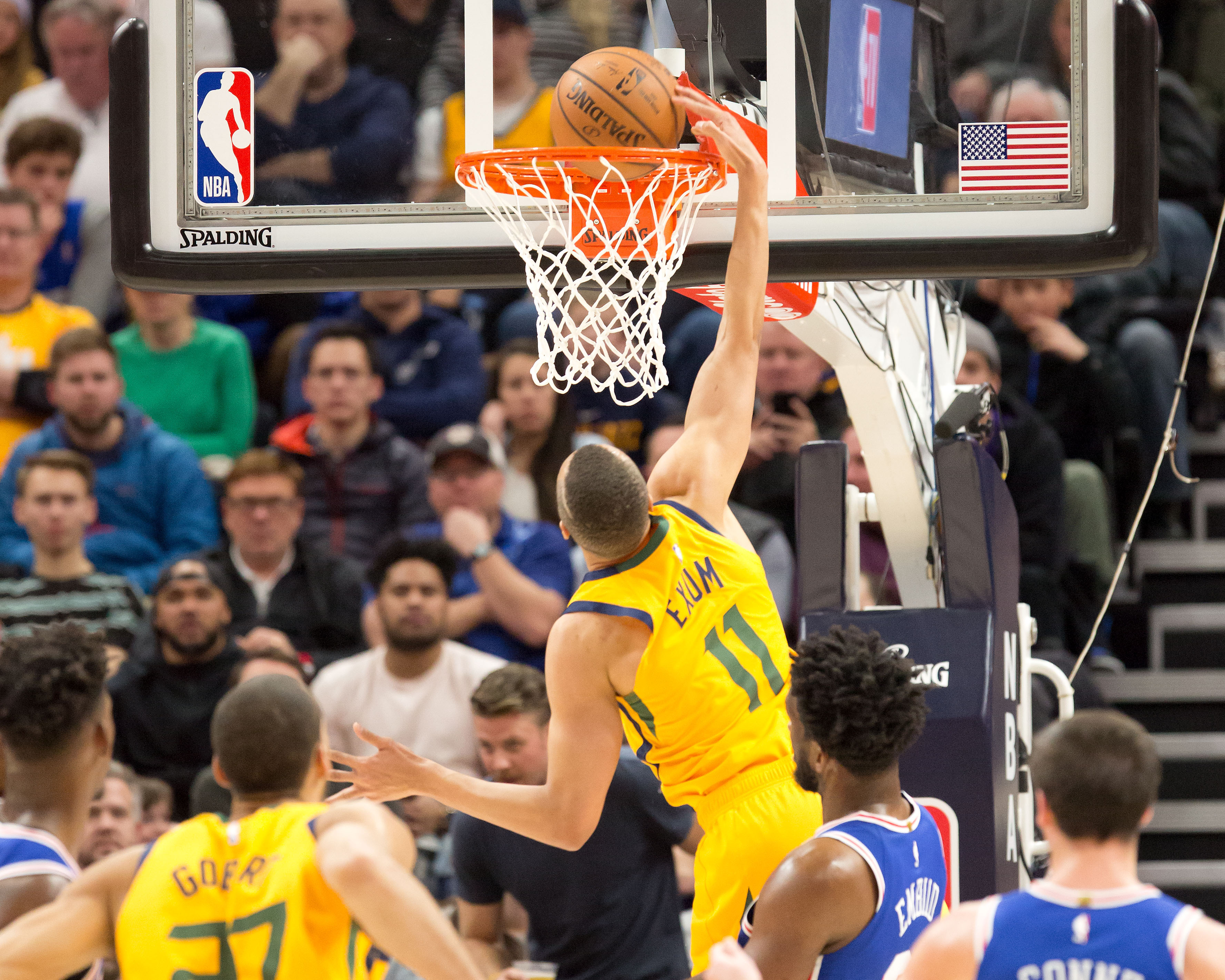 Utah Jazz disappear in the 2nd half d41c90f0c