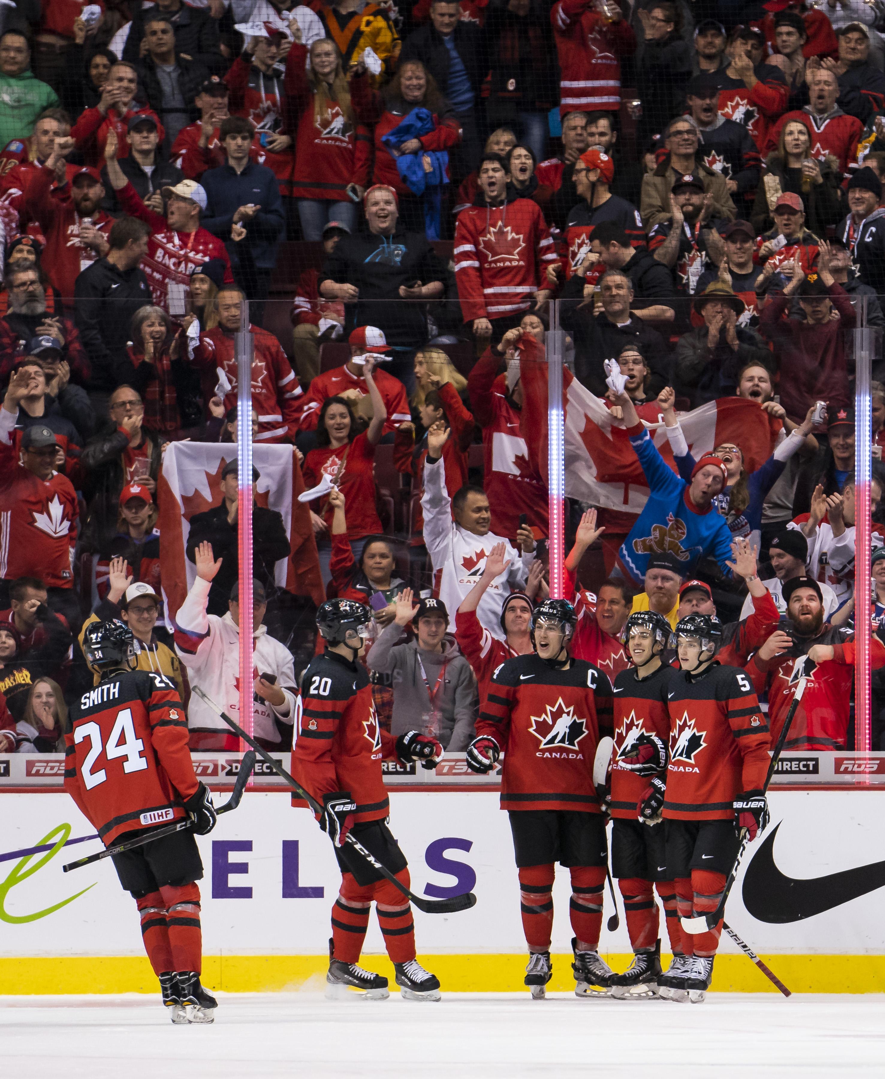 Canada v Denmark - 2019 IIHF World Junior Championship