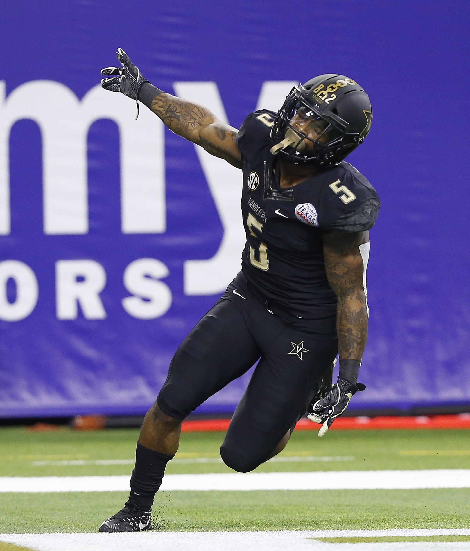 Academy Sports + Outdoors Texas Bowl - Baylor v Vanderbilt