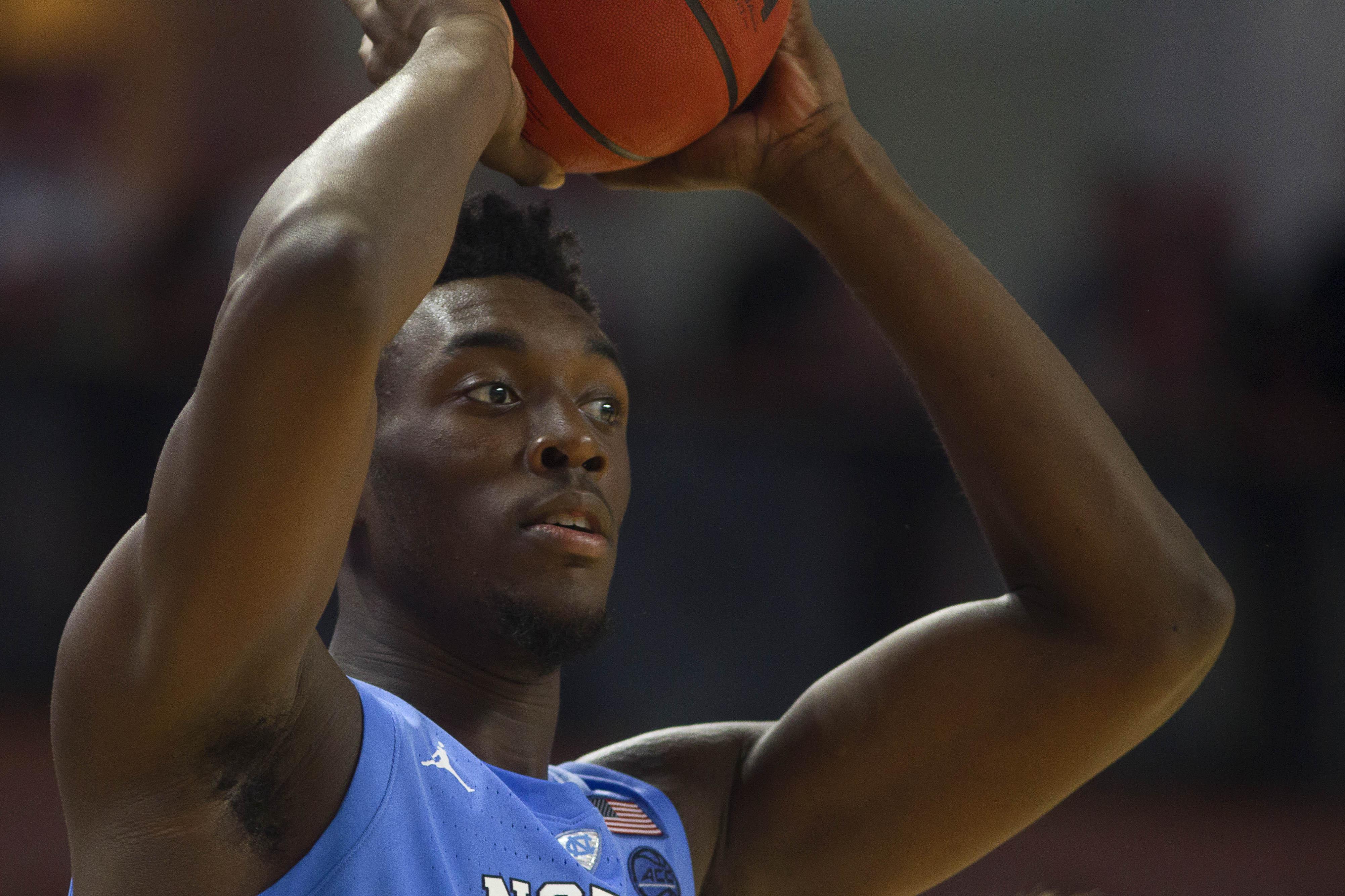 NCAA Basketball: North Carolina at Wofford