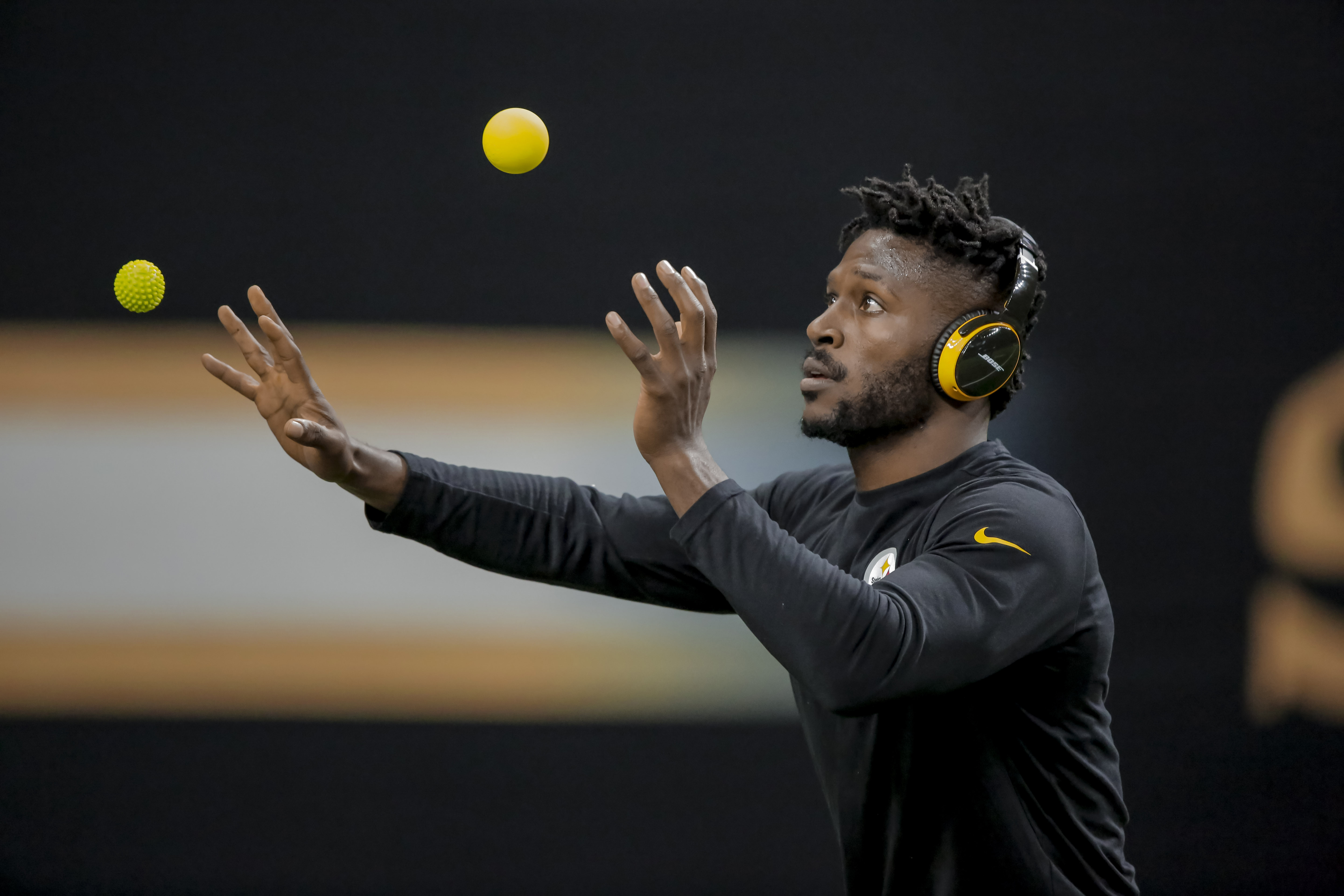 NFL: Pittsburgh Steelers at New Orleans Saints