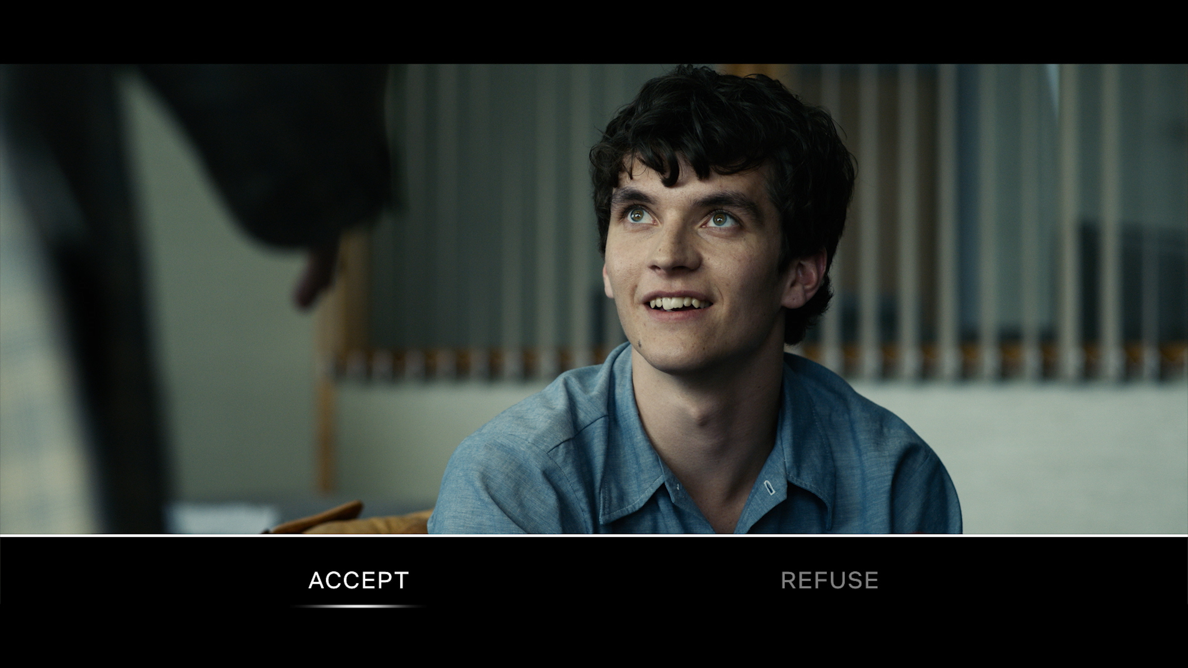 The strangest ending in Black Mirror: Bandersnatch is all about Netflix