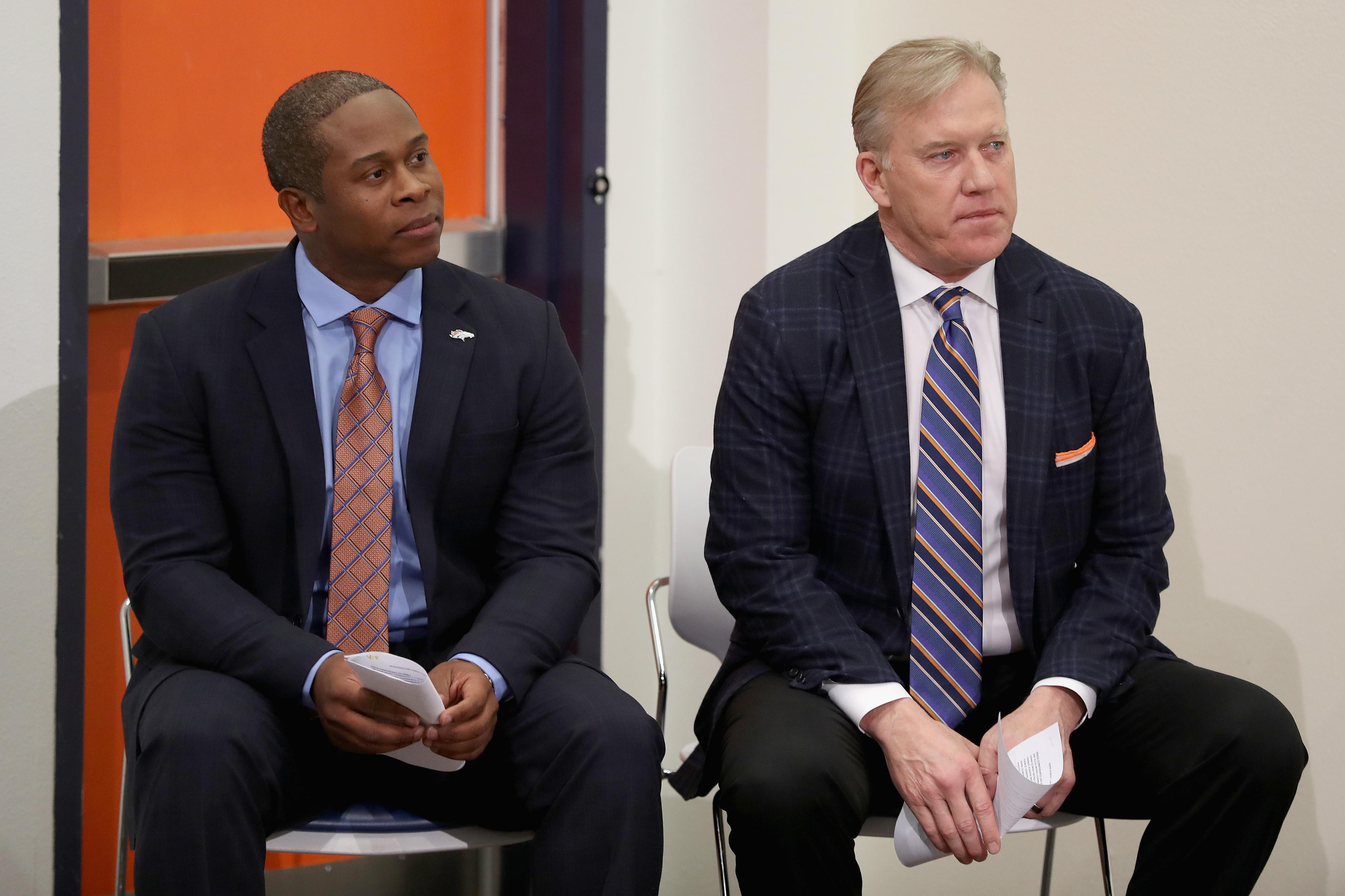Denver Broncos Introduce Vance Joseph - News Conference