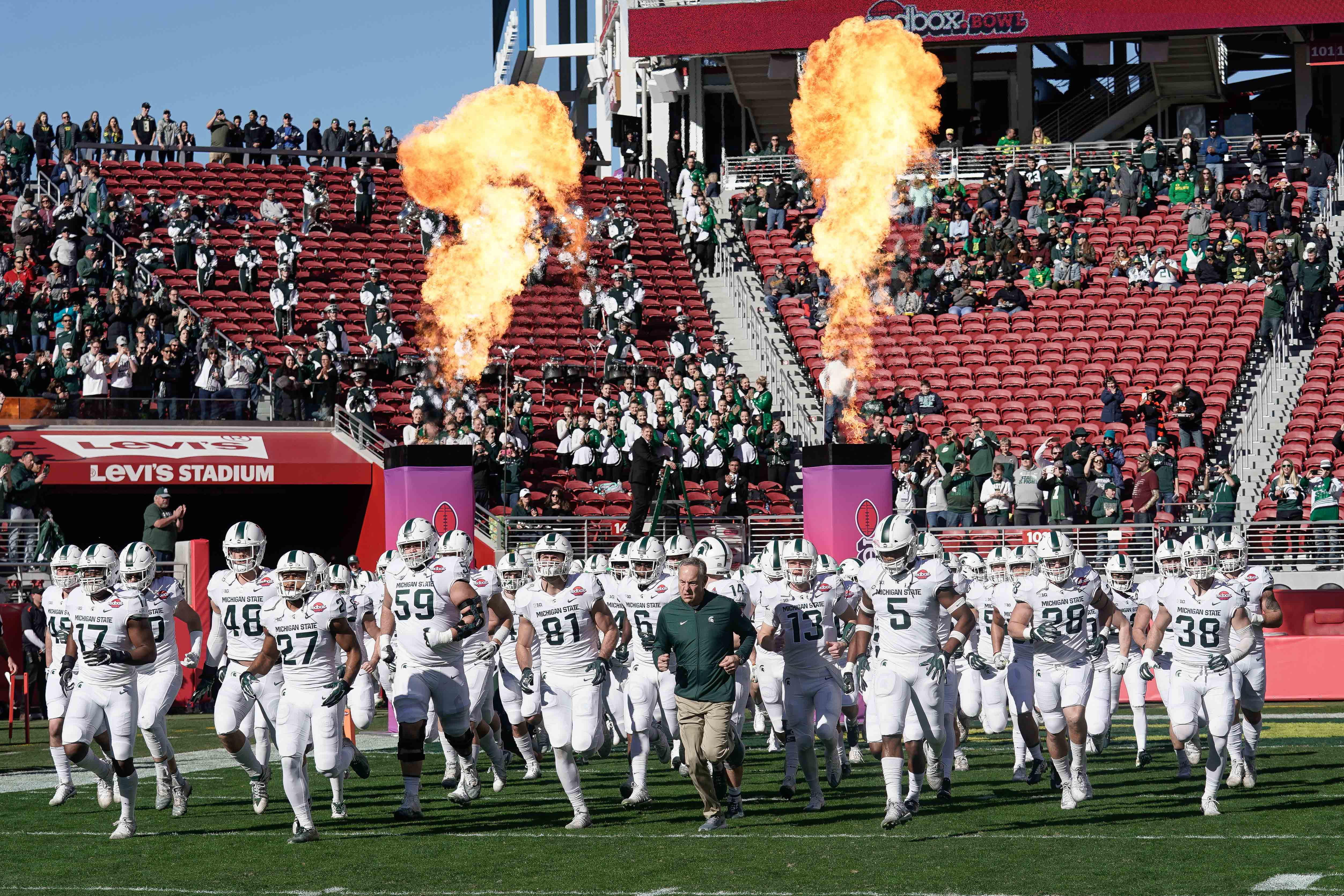 All 13 of Michigan State's 2018 football games, ranked by