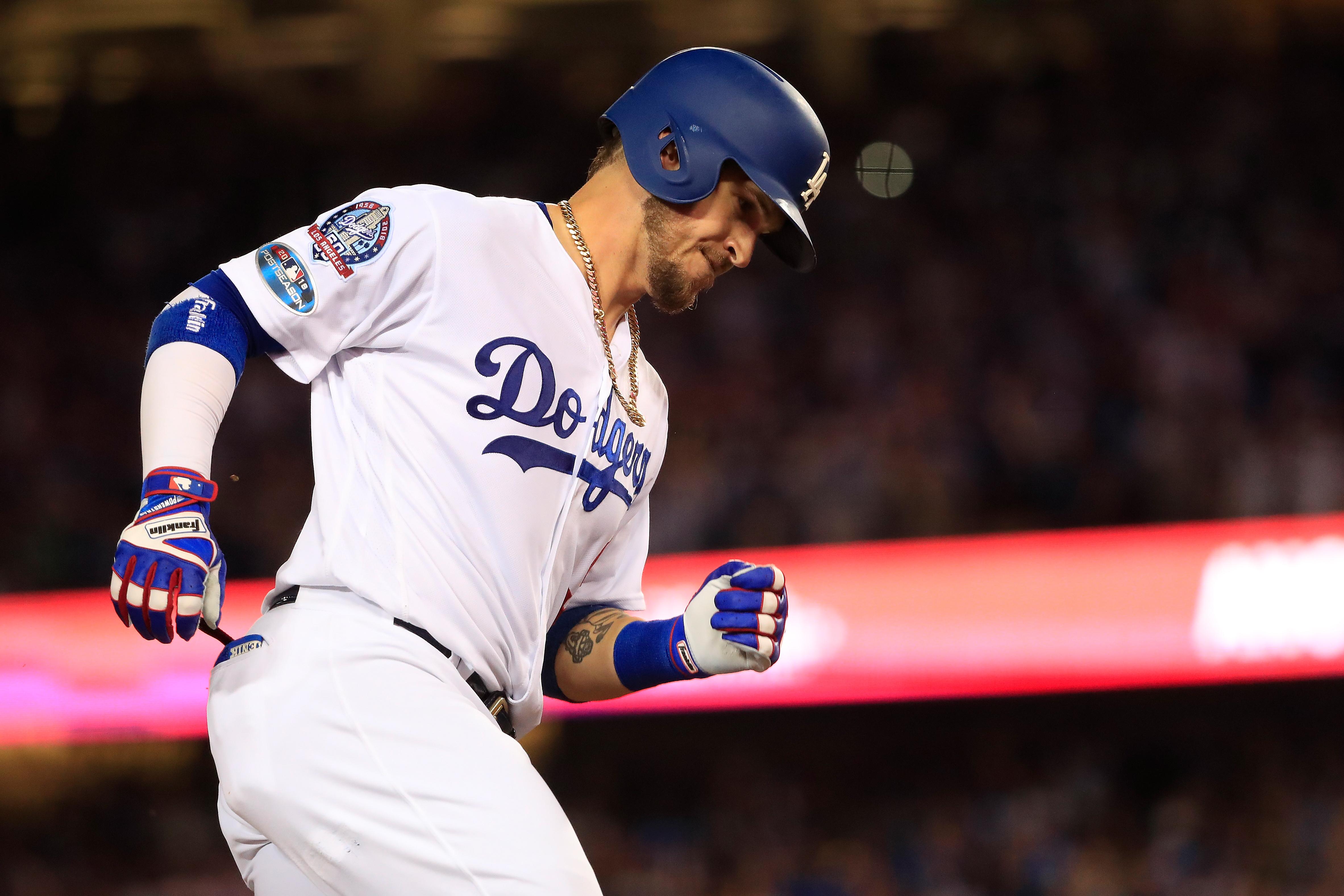 Divisional Round - Atlanta Braves v Los Angeles Dodgers - Game Two