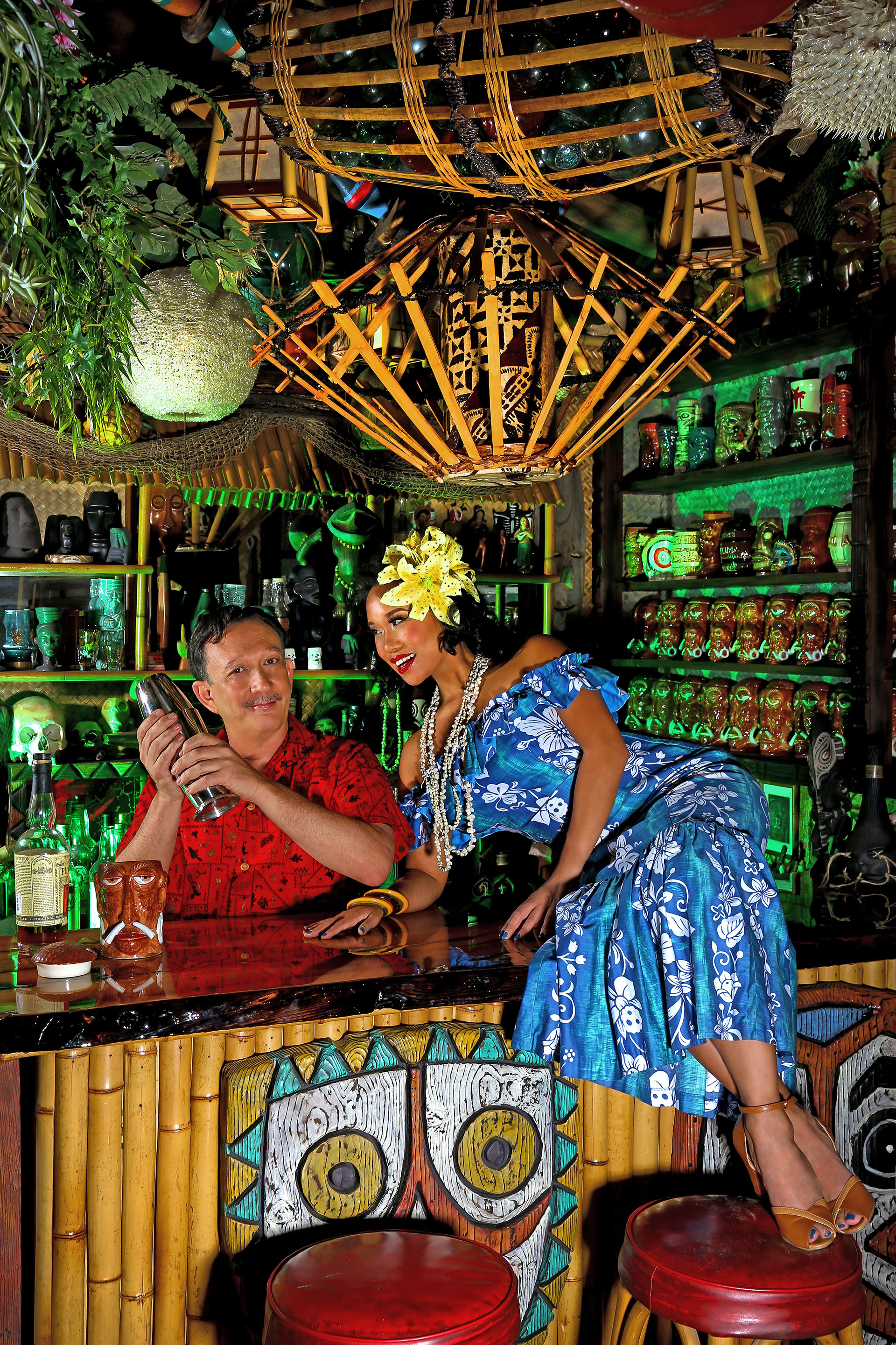 San Diego Tiki Culture, Then and Now, To Be Featured in New Book