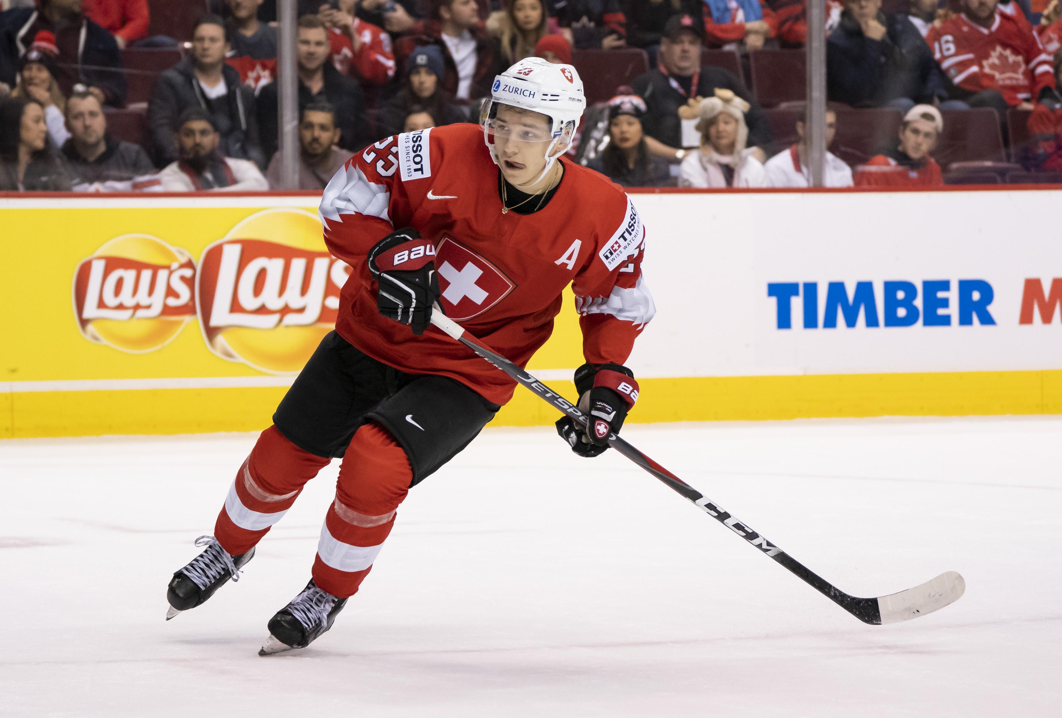 Switzerland v Canada - 2019 IIHF World Junior Championship