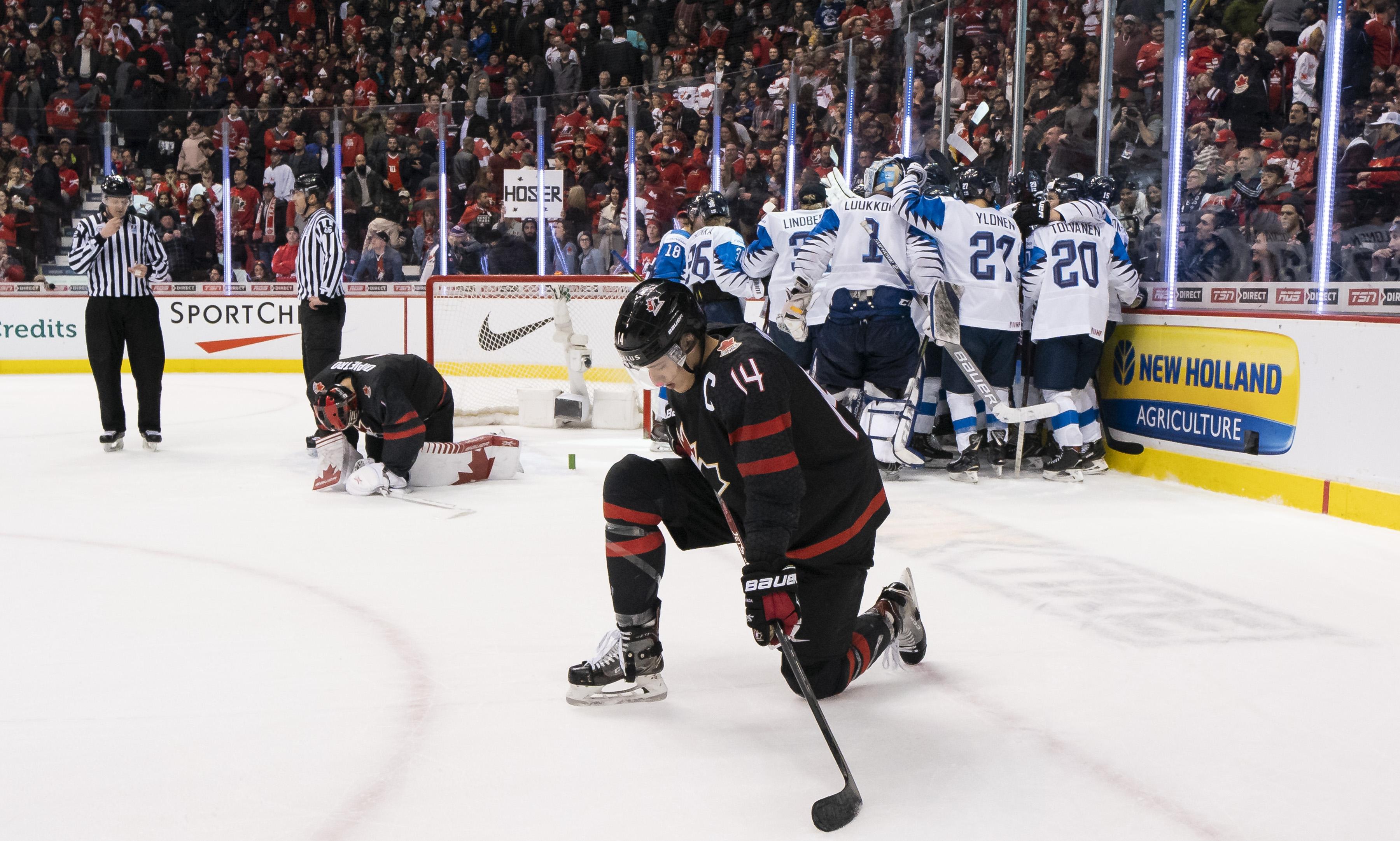 Canada v Finland: Quarterfinal - 2019 IIHF World Junior Championship