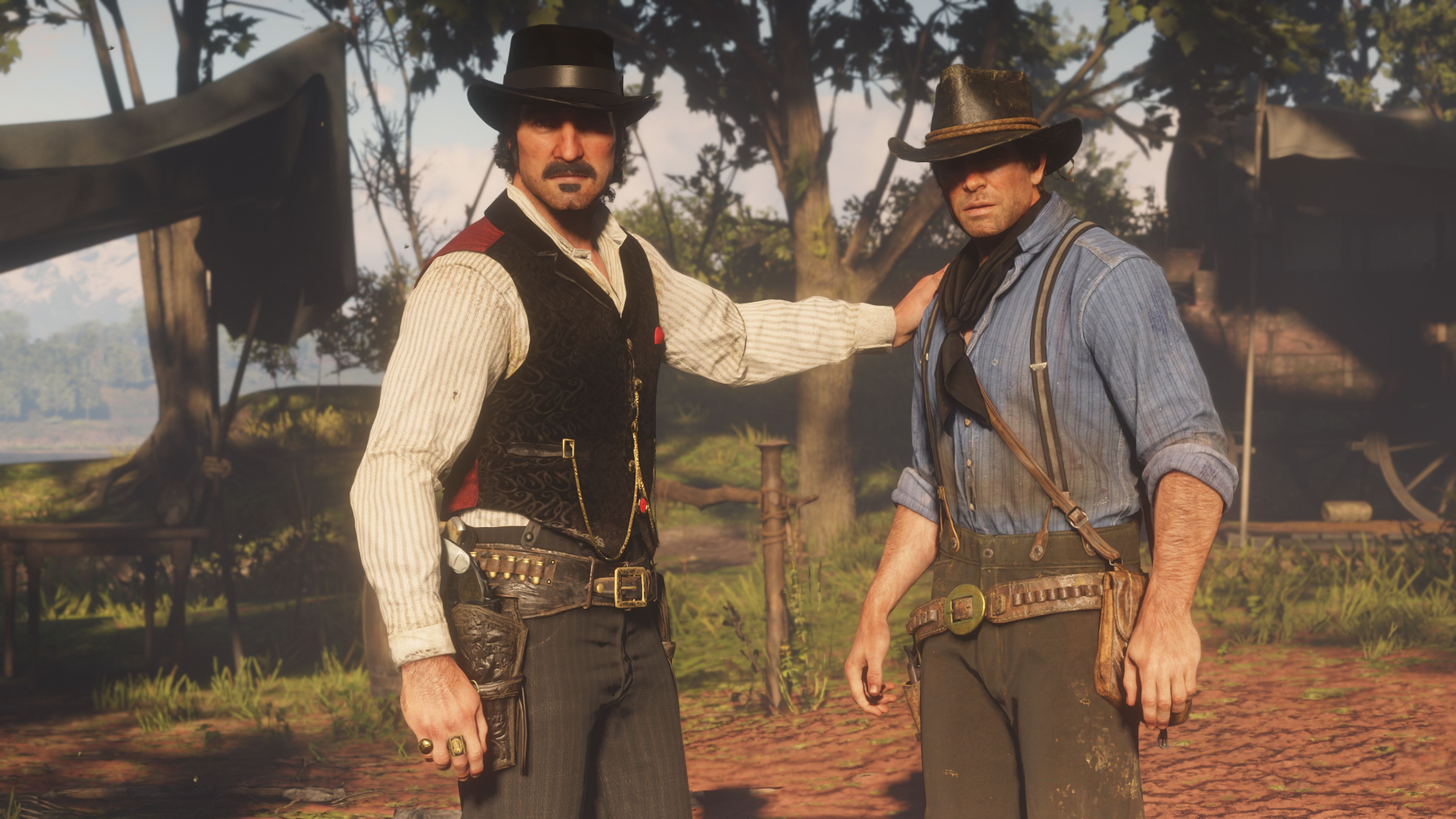 Red Dead Redemption 2's epilogue fixes one of the game's biggest problems