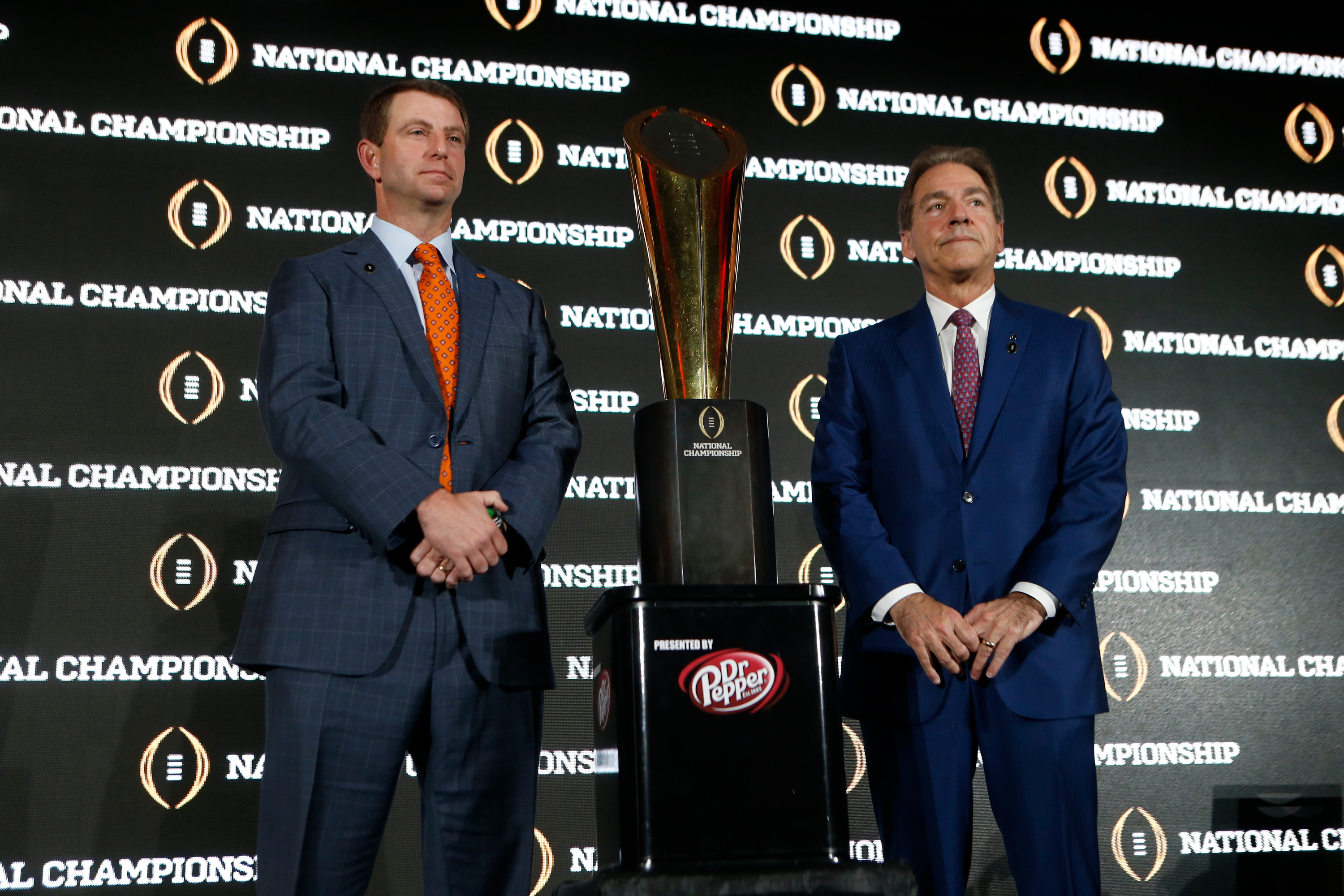 College Football Playoff - Head Coaches Press Conference