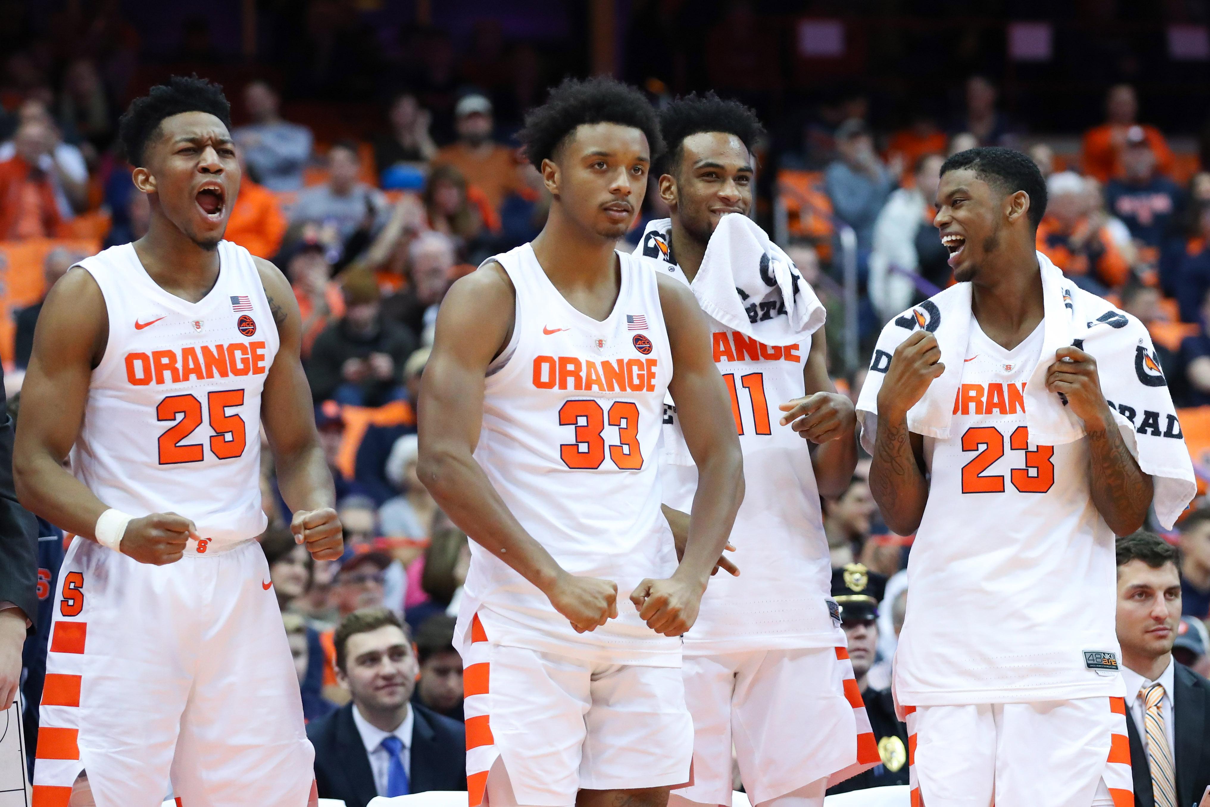 Notre Dame Fighting Irish Men S Basketball Syracuse Orange Q A