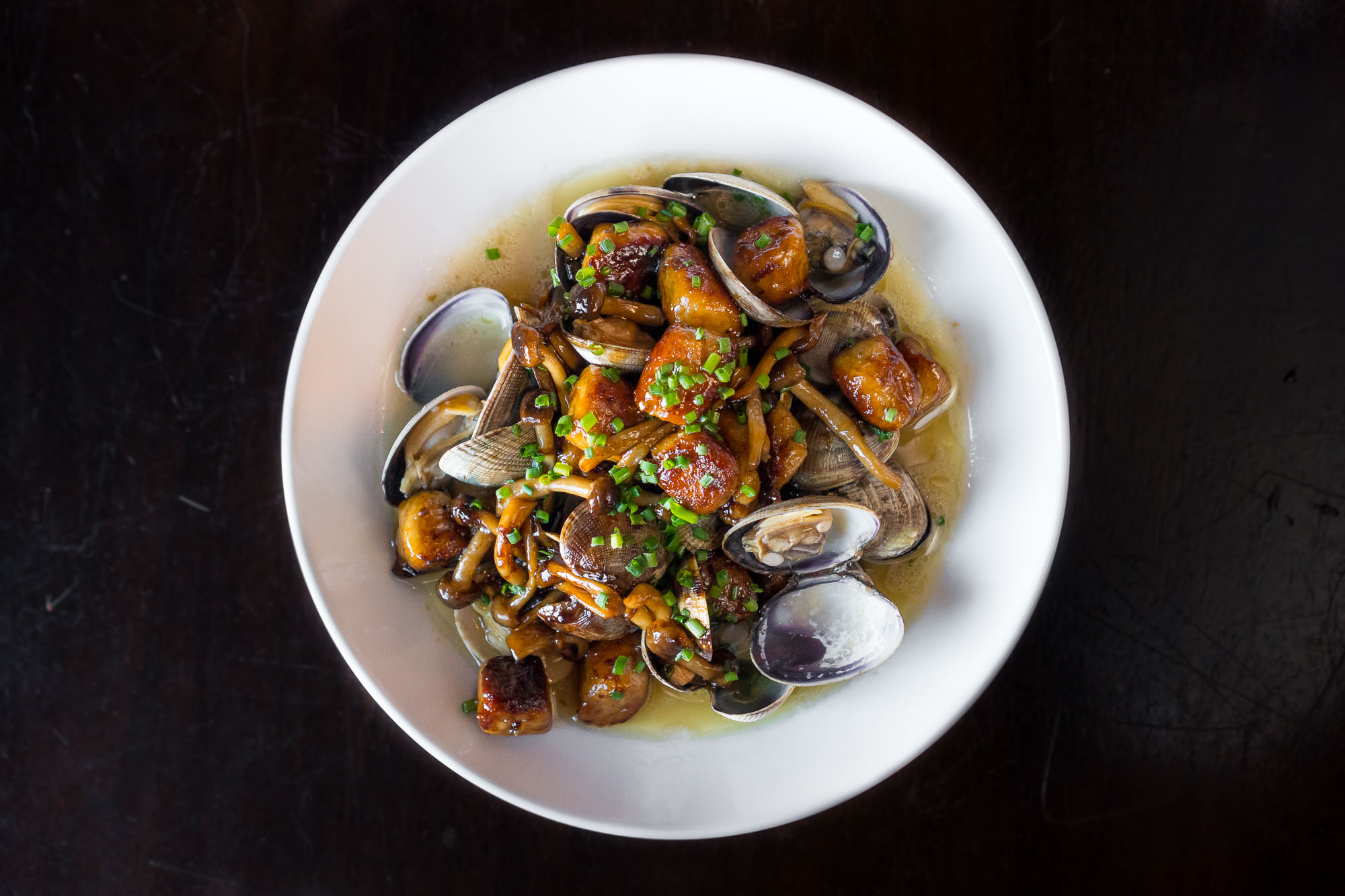 Clams at Paid in Full