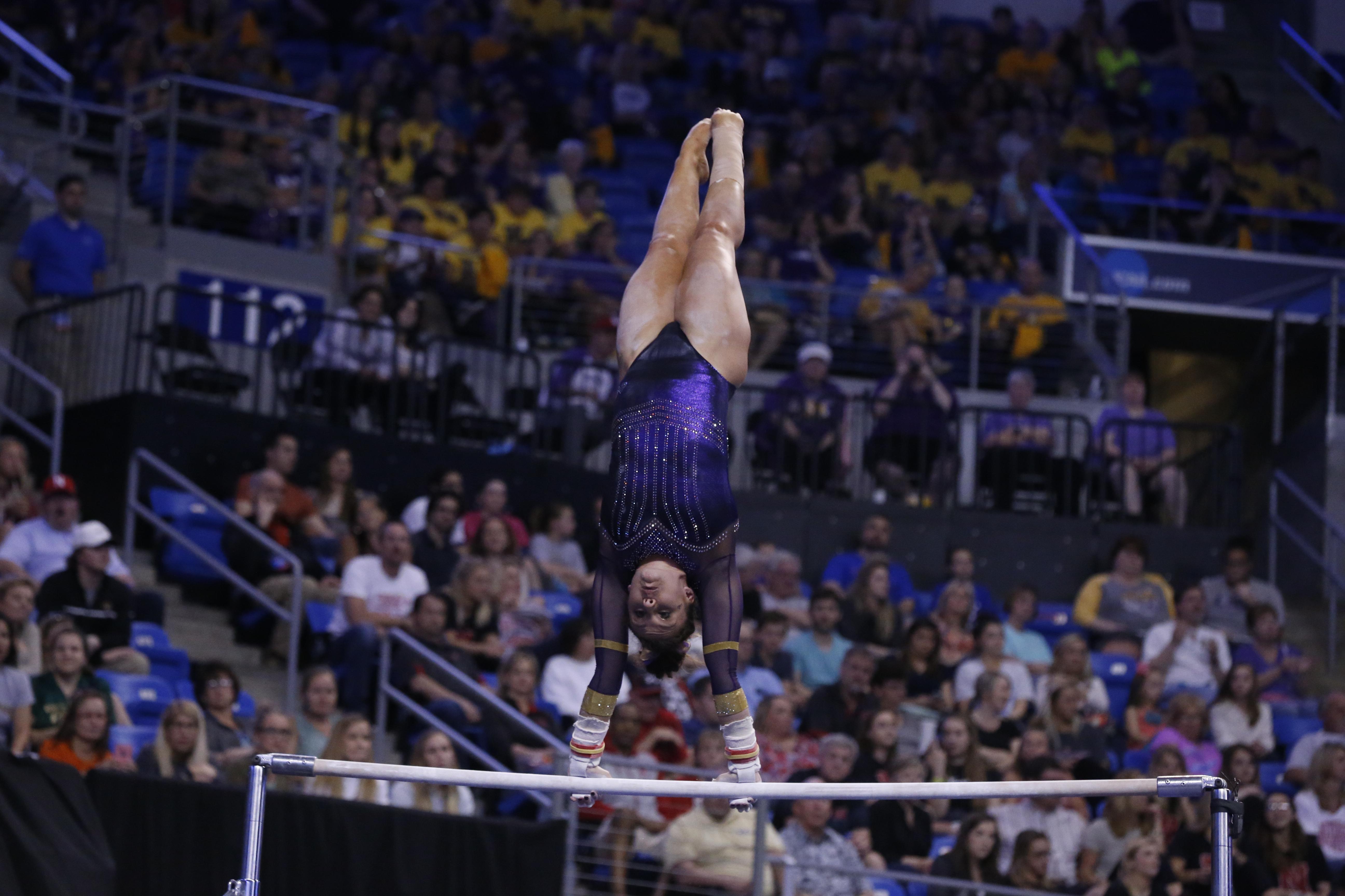 2017 NCAA Div I Women's Gymnastics Championships