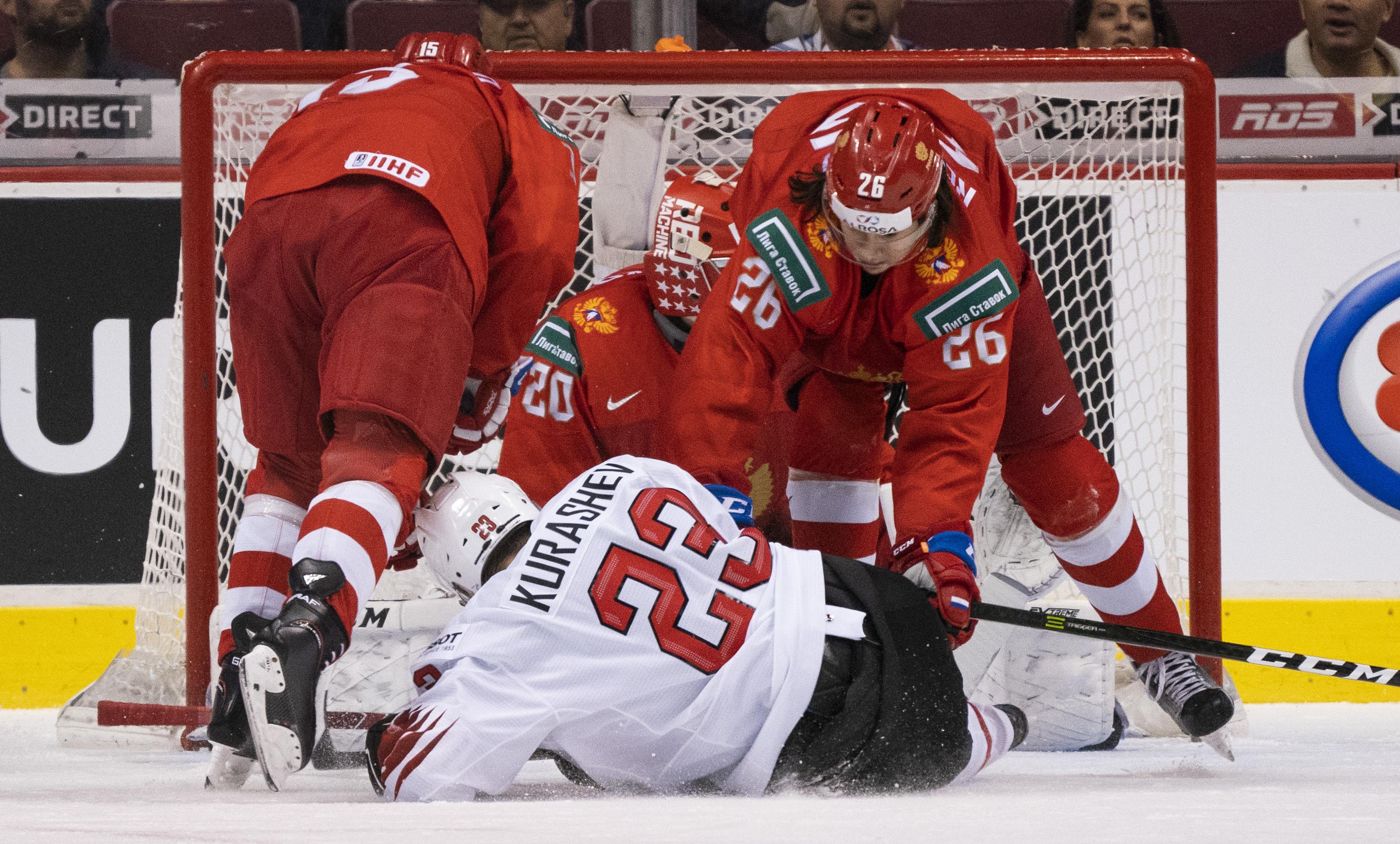 Russia v Switzerland: Bronze Medal Game - 2019 IIHF World Junior Championship