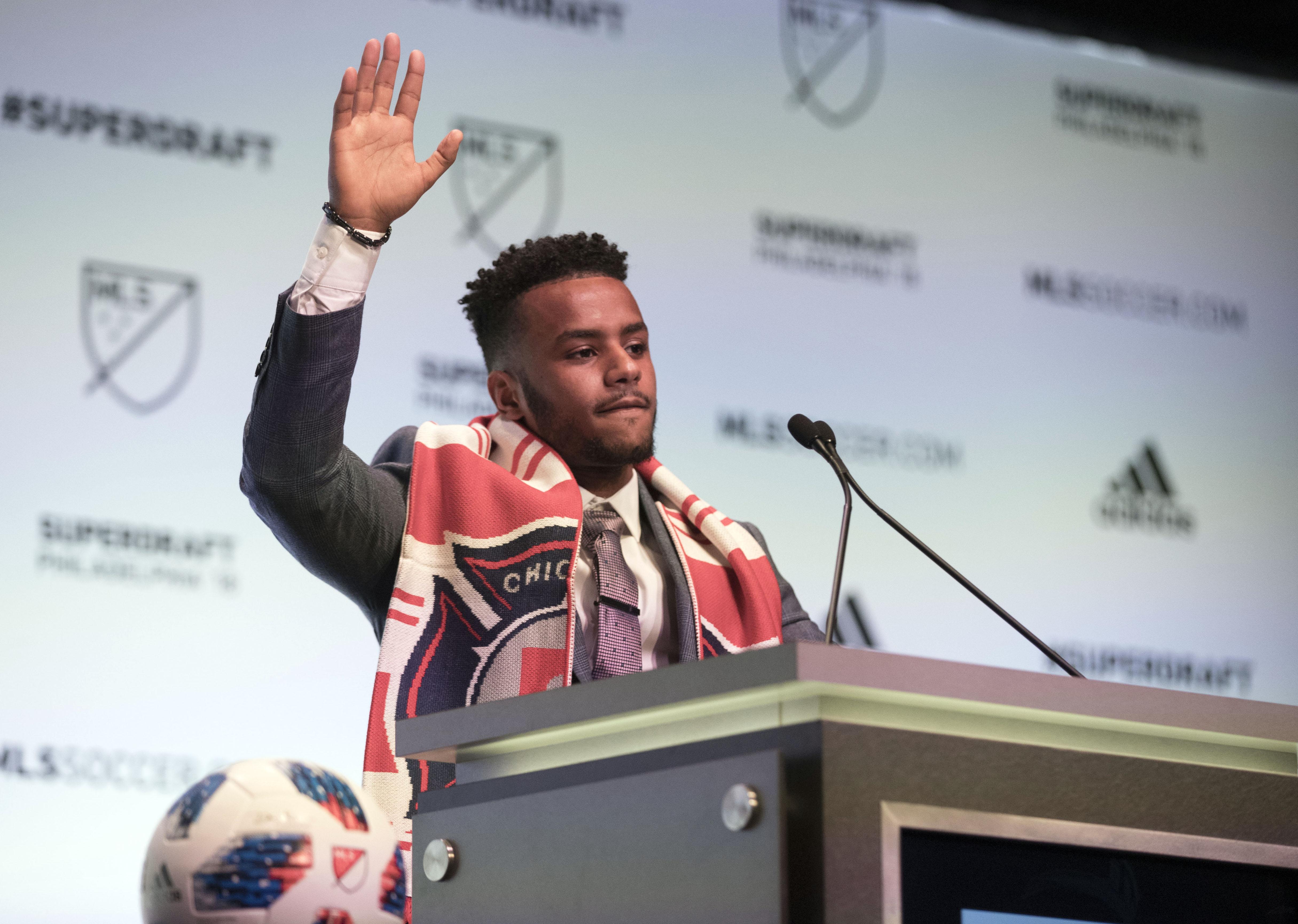 MLS: MLS Super Draft