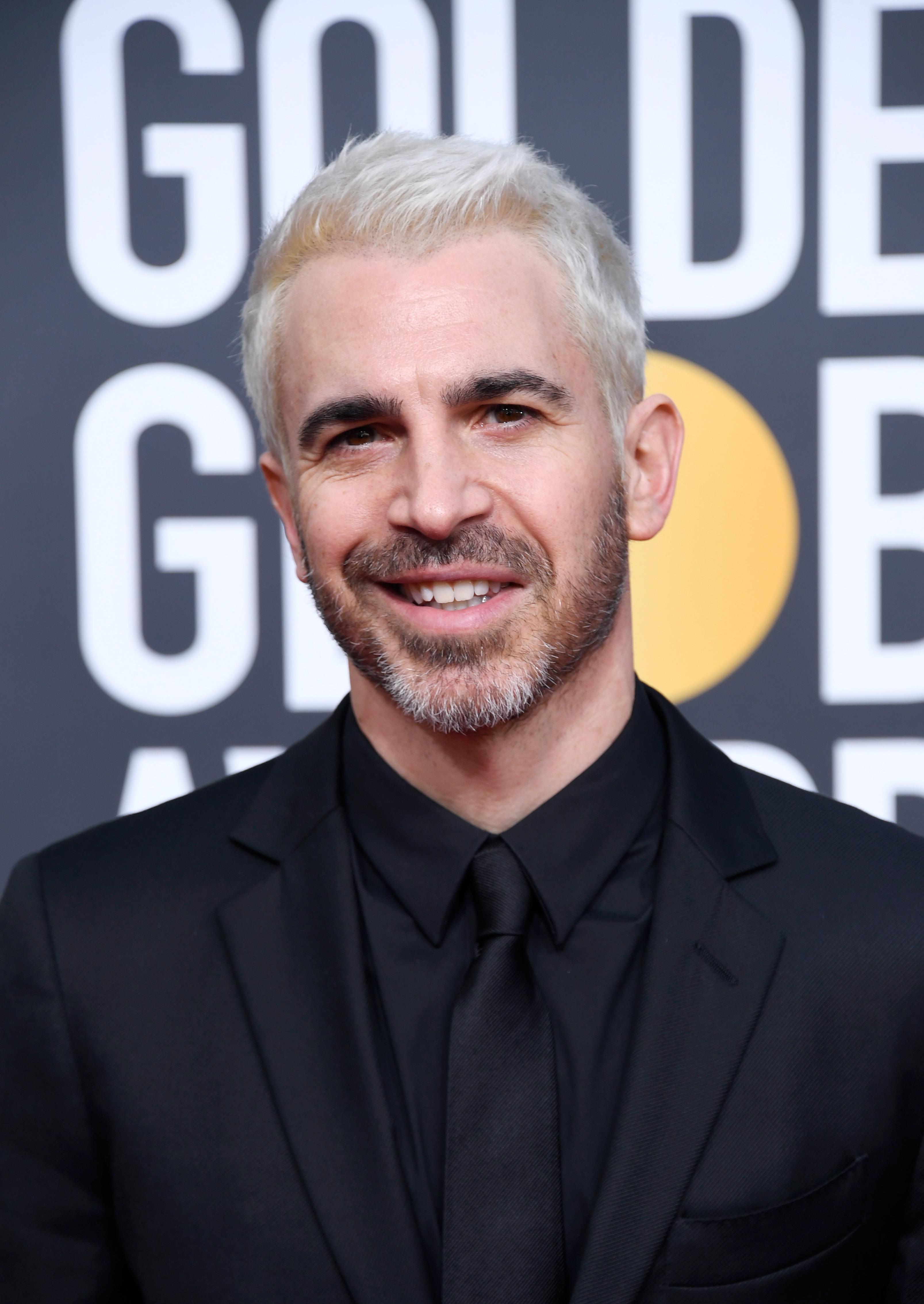 Chris Messina at the 2019 Golden Globes