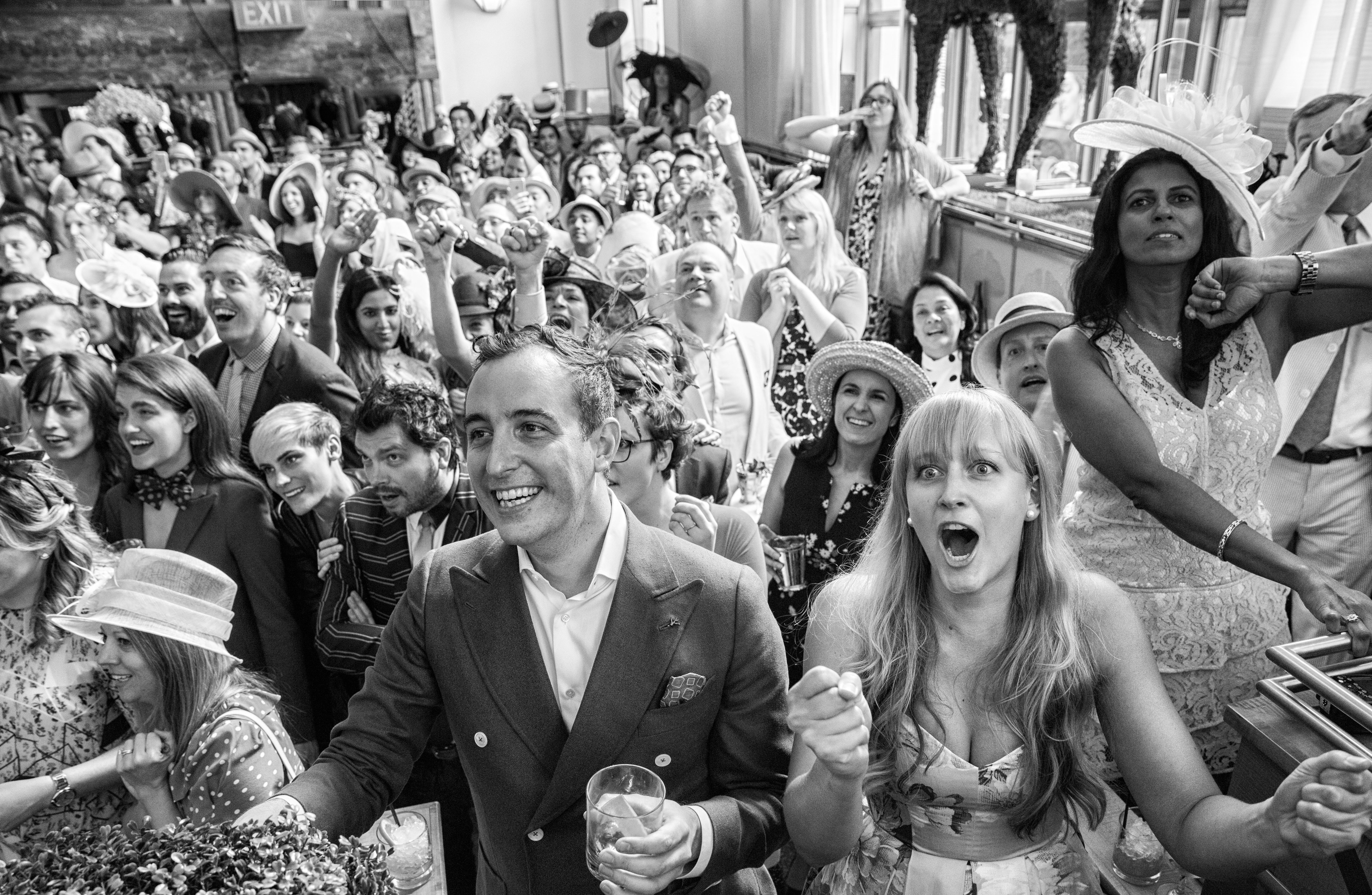 Eleven Madison Park's Kentucky Derby party