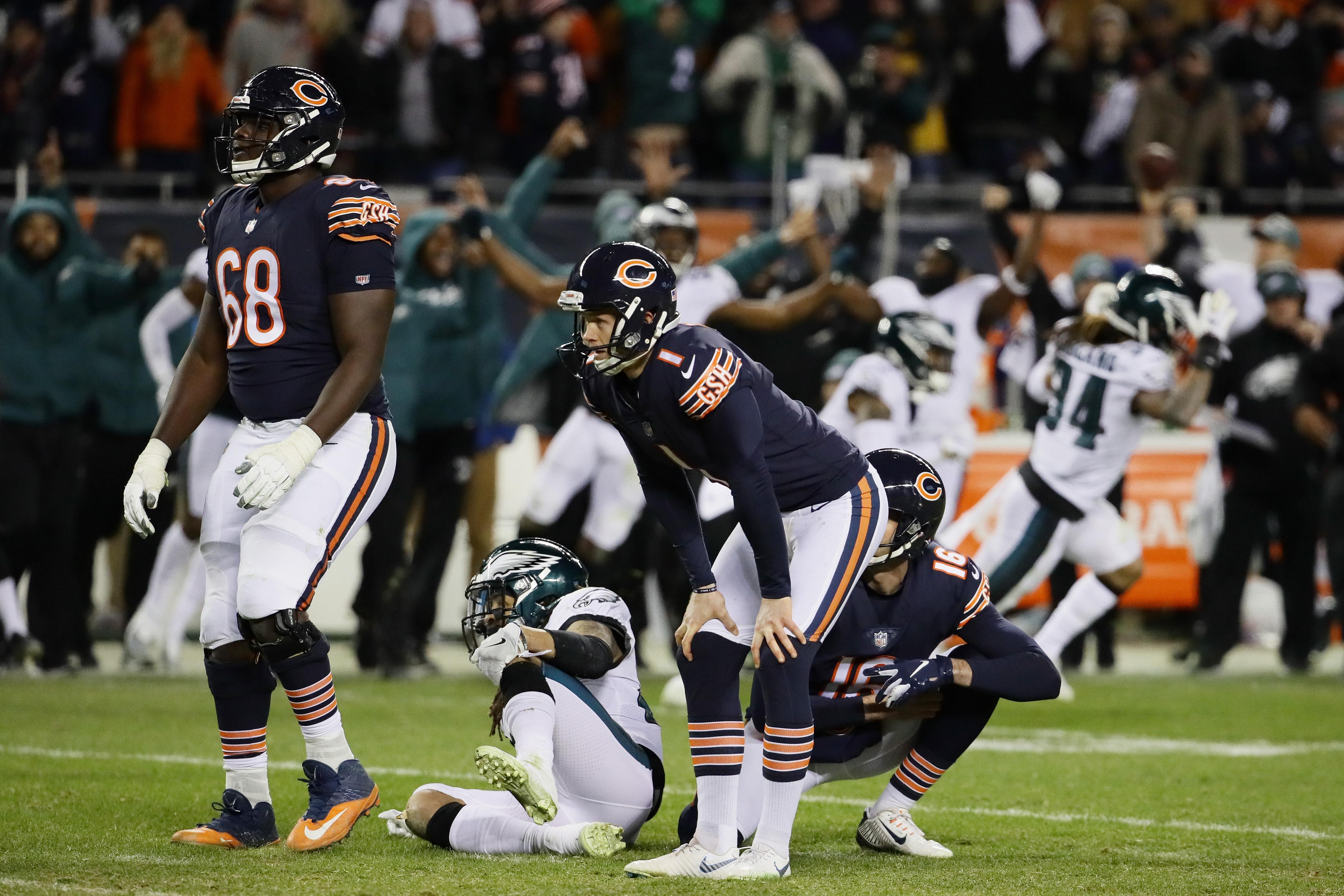 Wild Card Round - Philadelphia Eagles v Chicago Bears