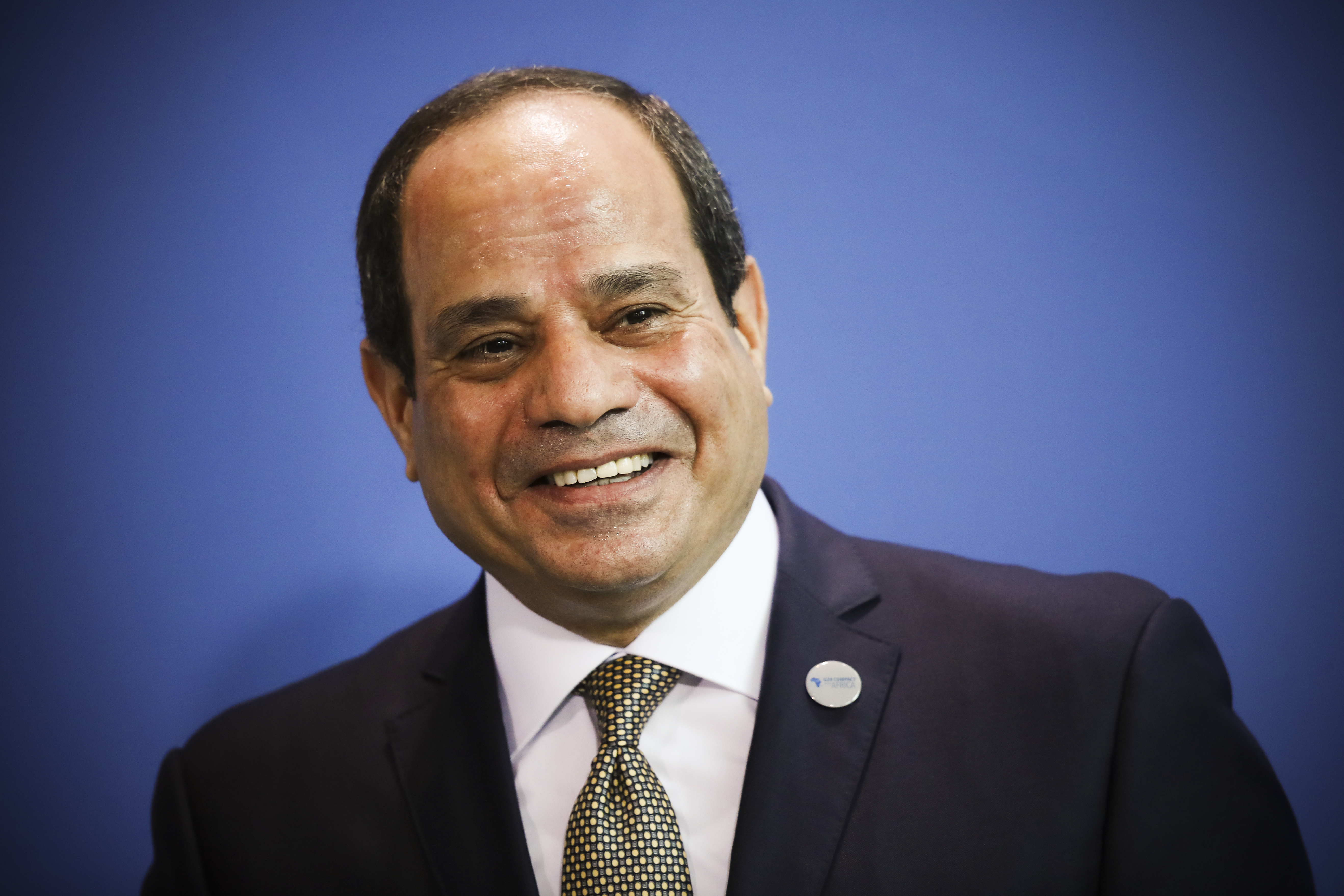 Egypt's president tried to stop his 60 Minutes interview from airing. It's now clear why.