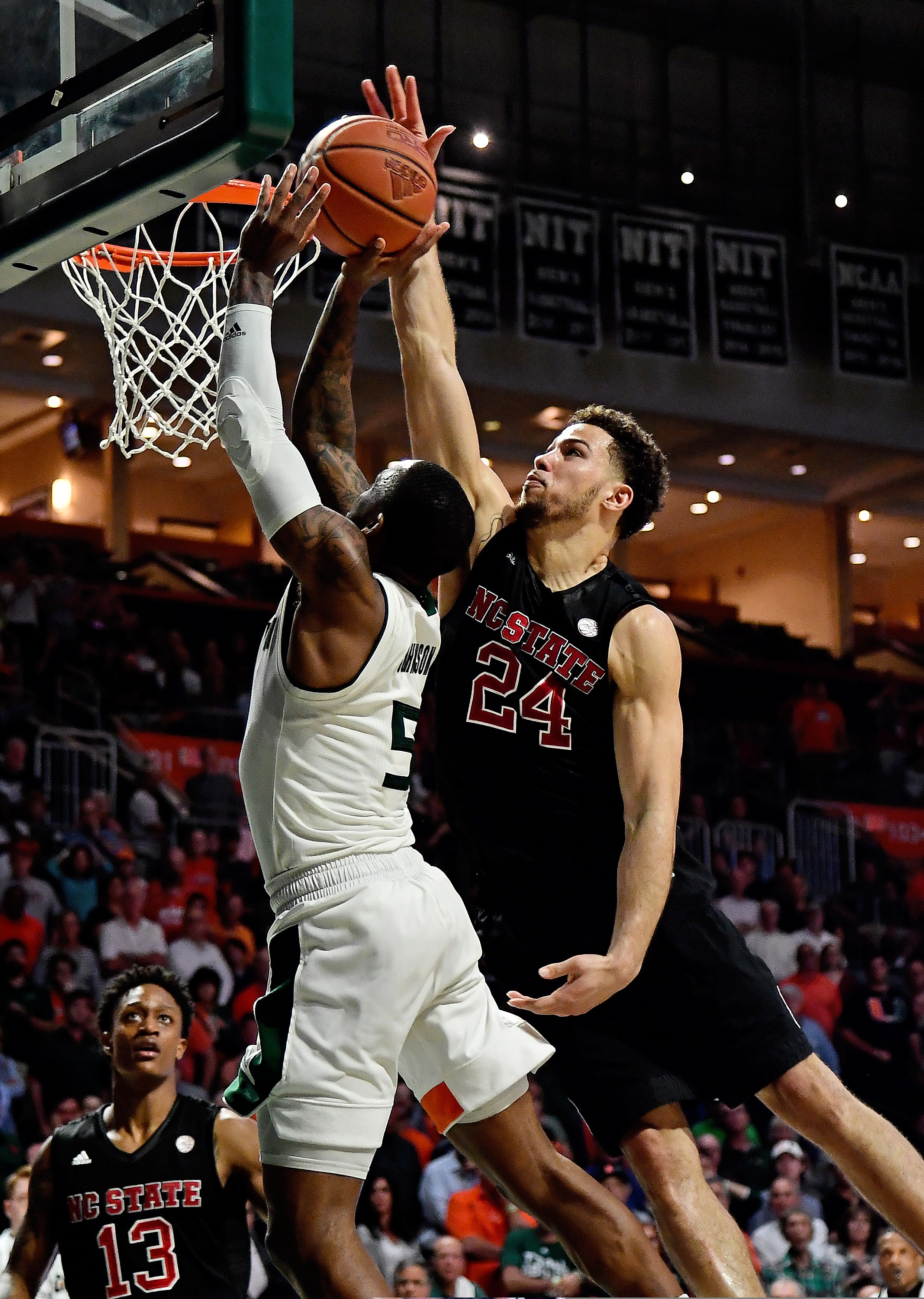 Acc Basketball Power Rankings 1 8 State Of The U
