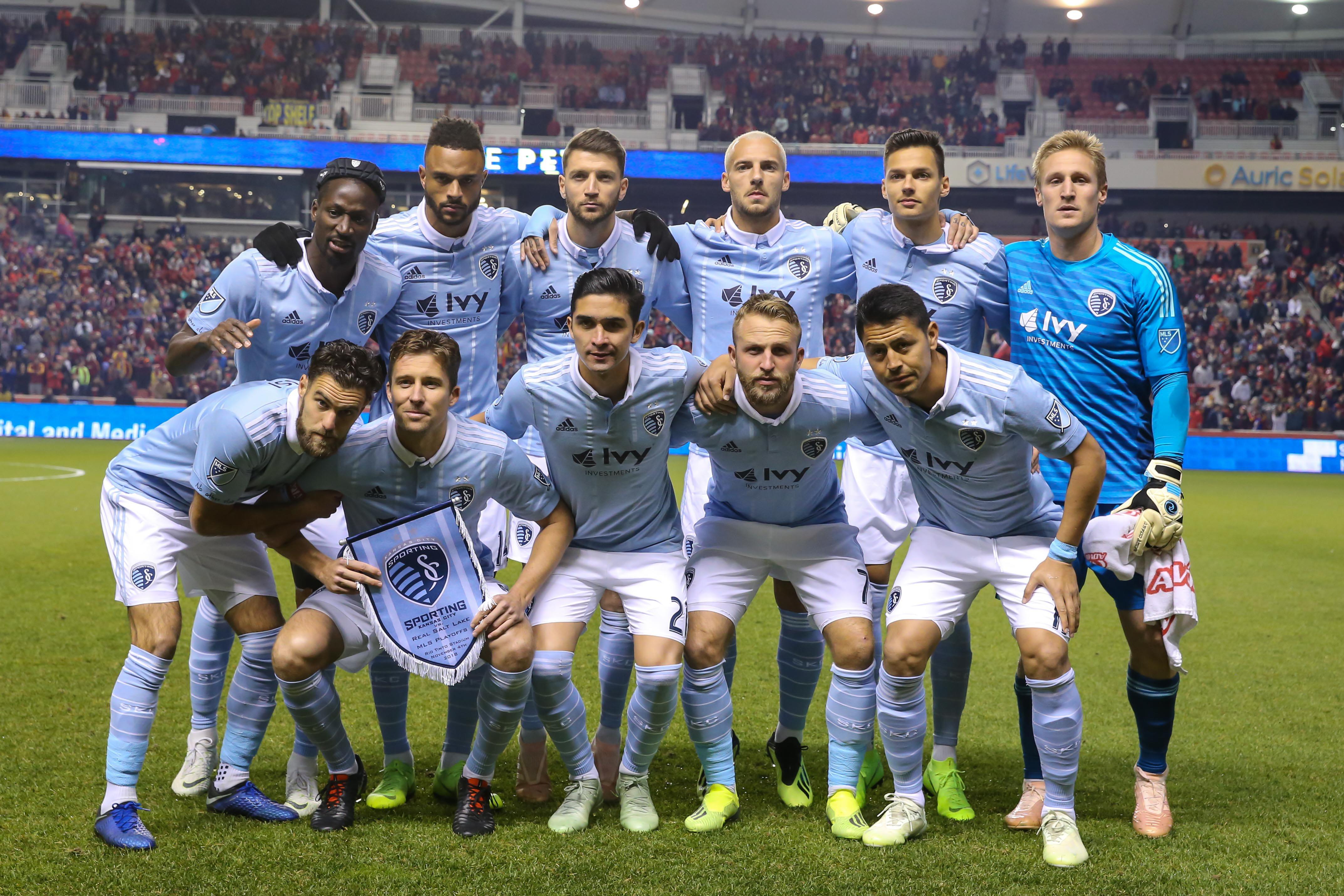 MLS: Western Conference Semifinal-Sporting Kansas City at Real Salt Lake