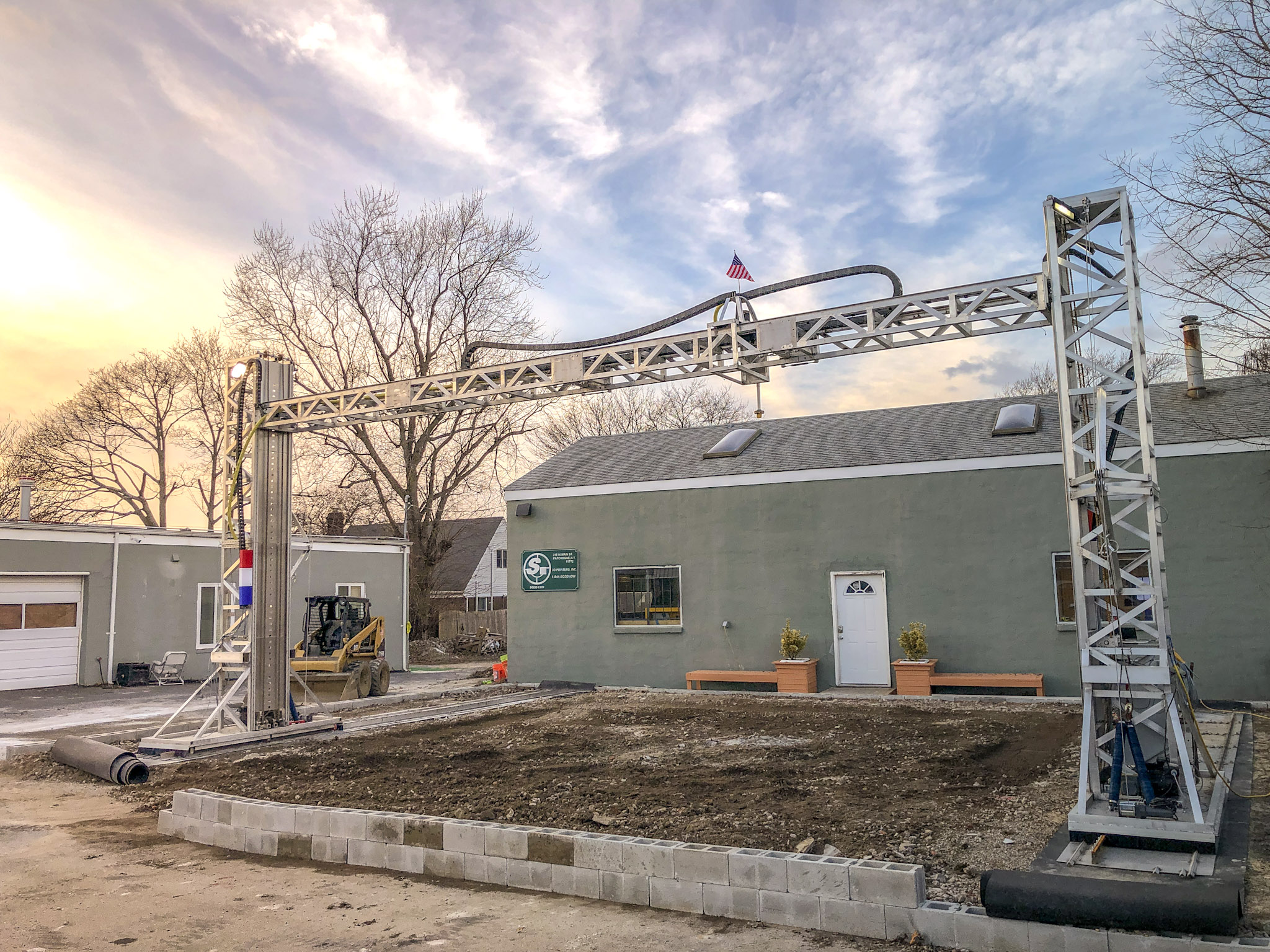 Startup wants to 3D-print livable starter homes
