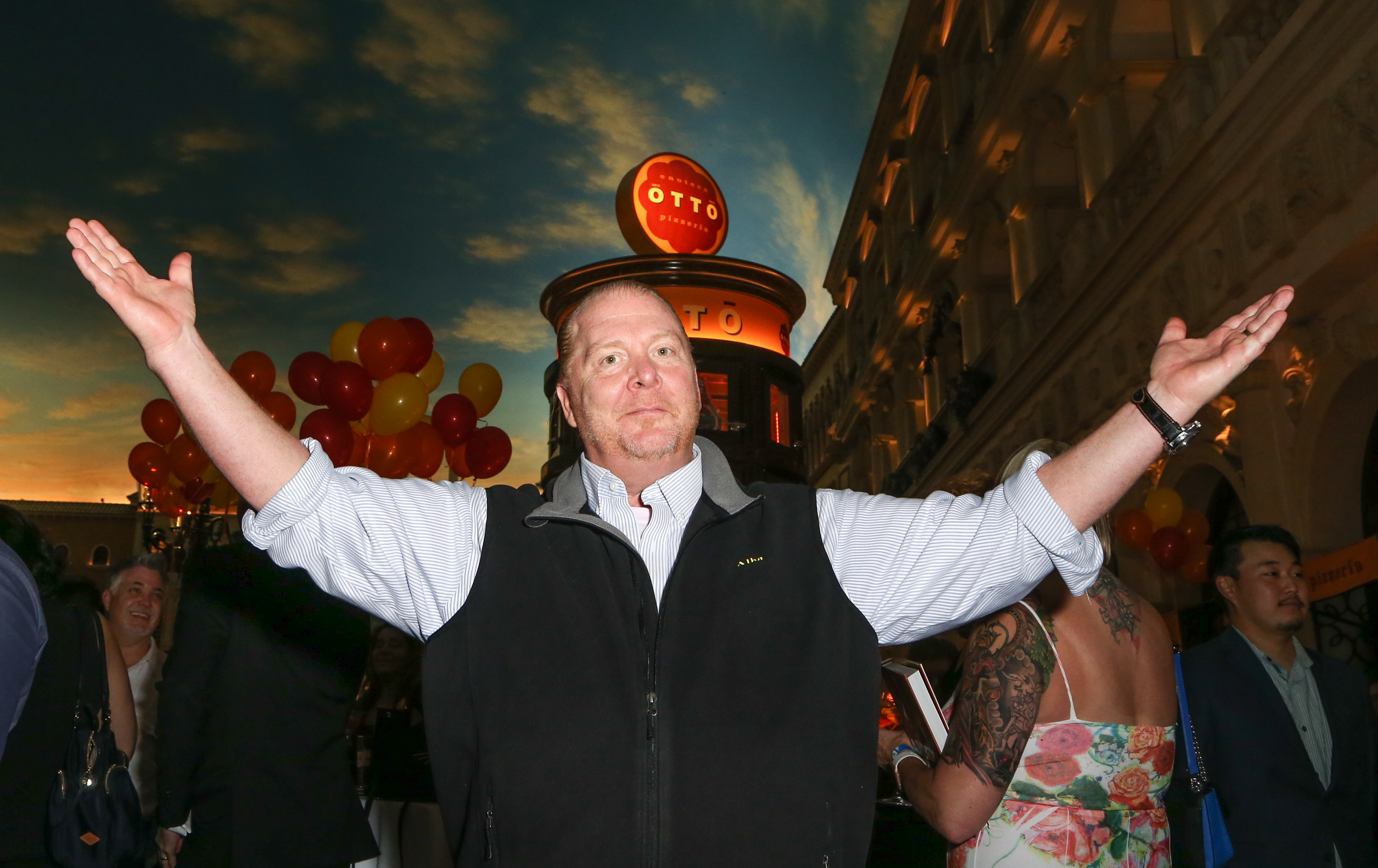 Mario Batali Will Not Face Criminal Charges in New York