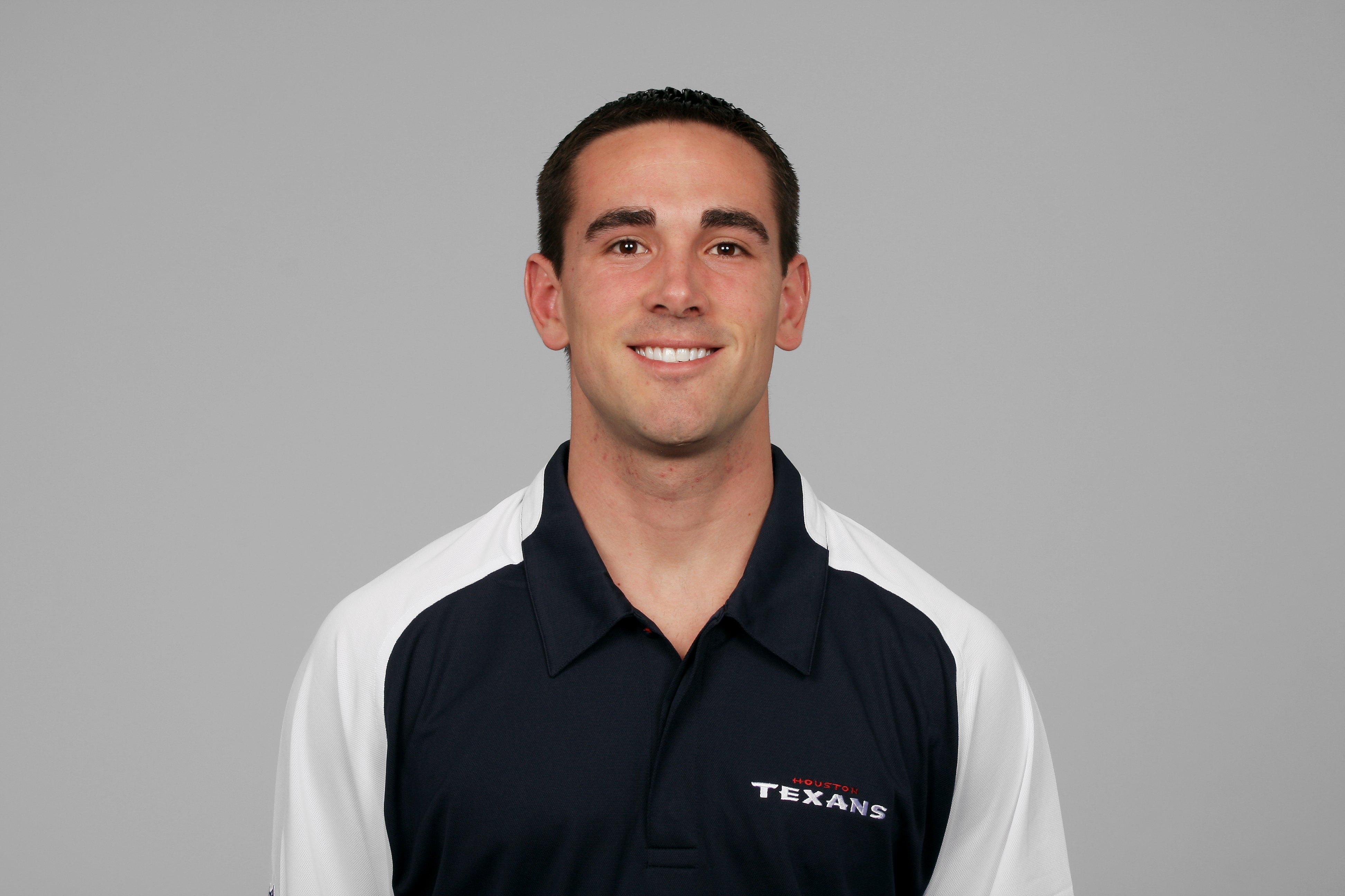 Houston Texans 2008 Headshots