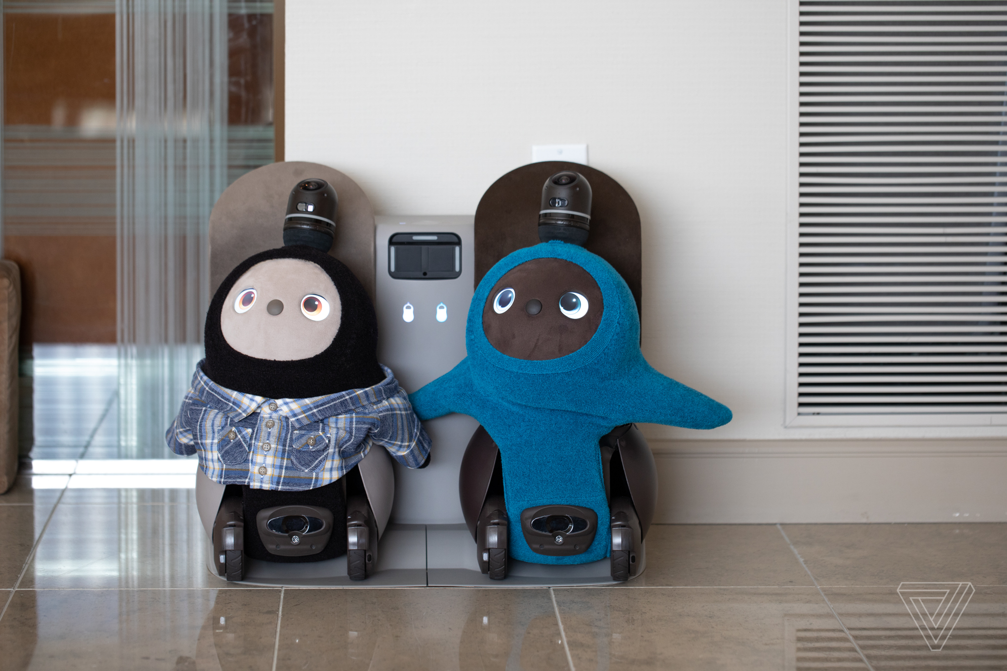Lovot is the first robot I can see myself getting attached