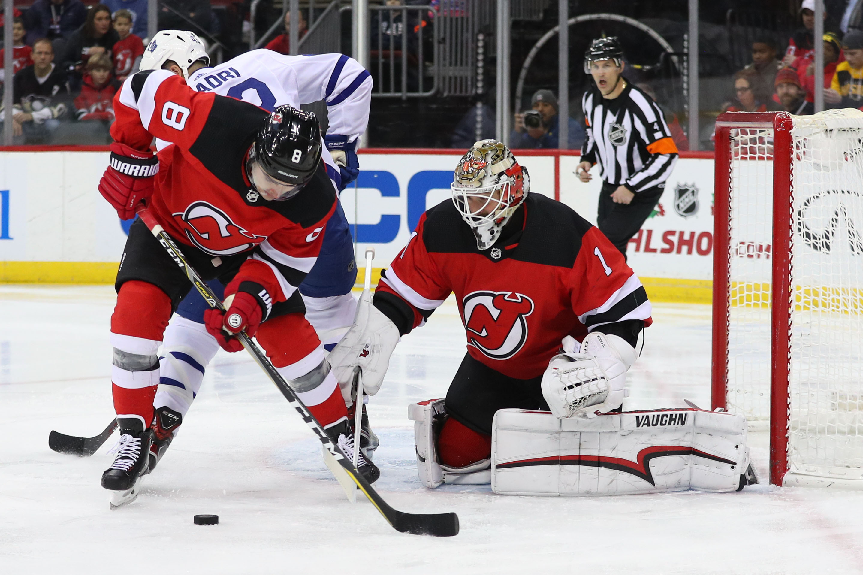 Game Preview  New Jersey Devils versus the Toronto Maple Leafs - All ... 818b5aff7
