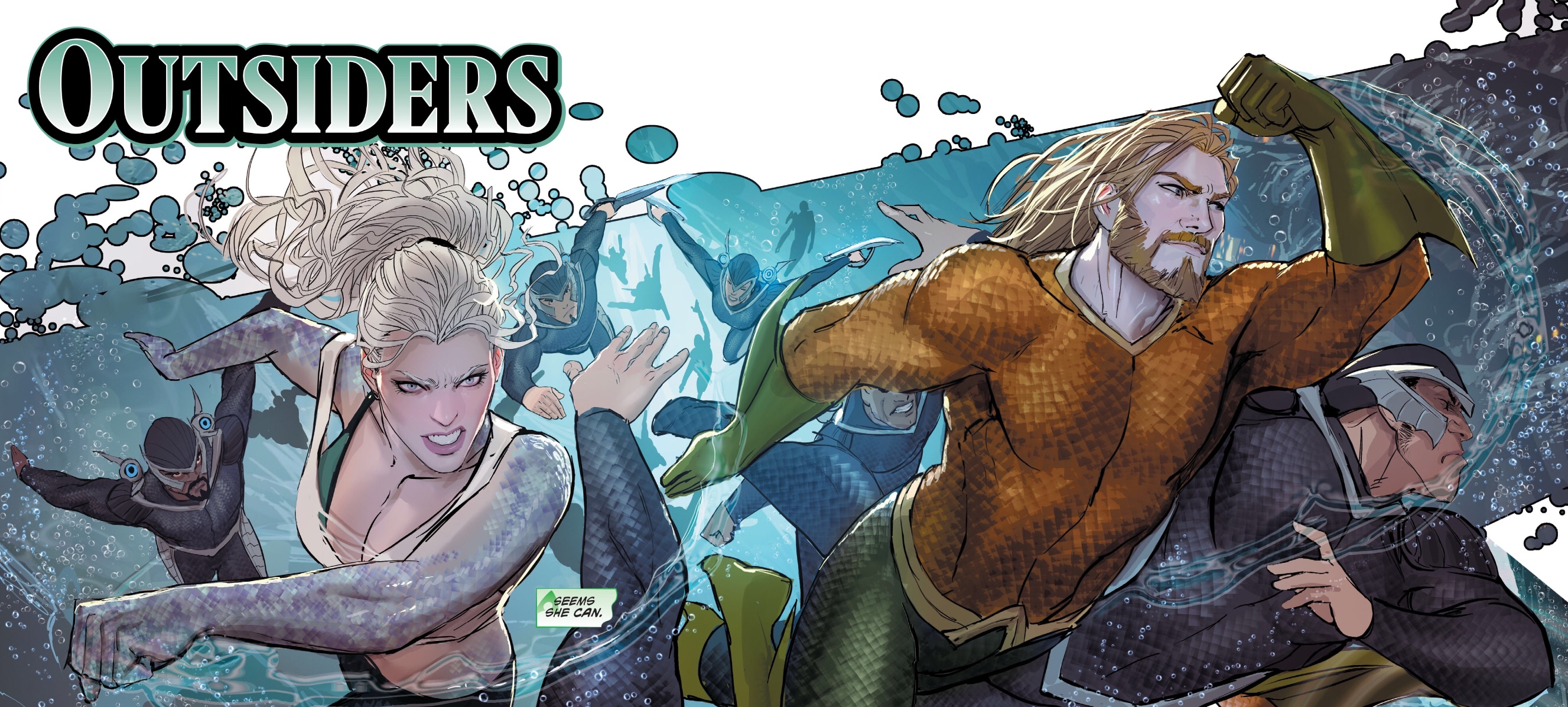 6 Aquaman stories to read after you've seen the movie
