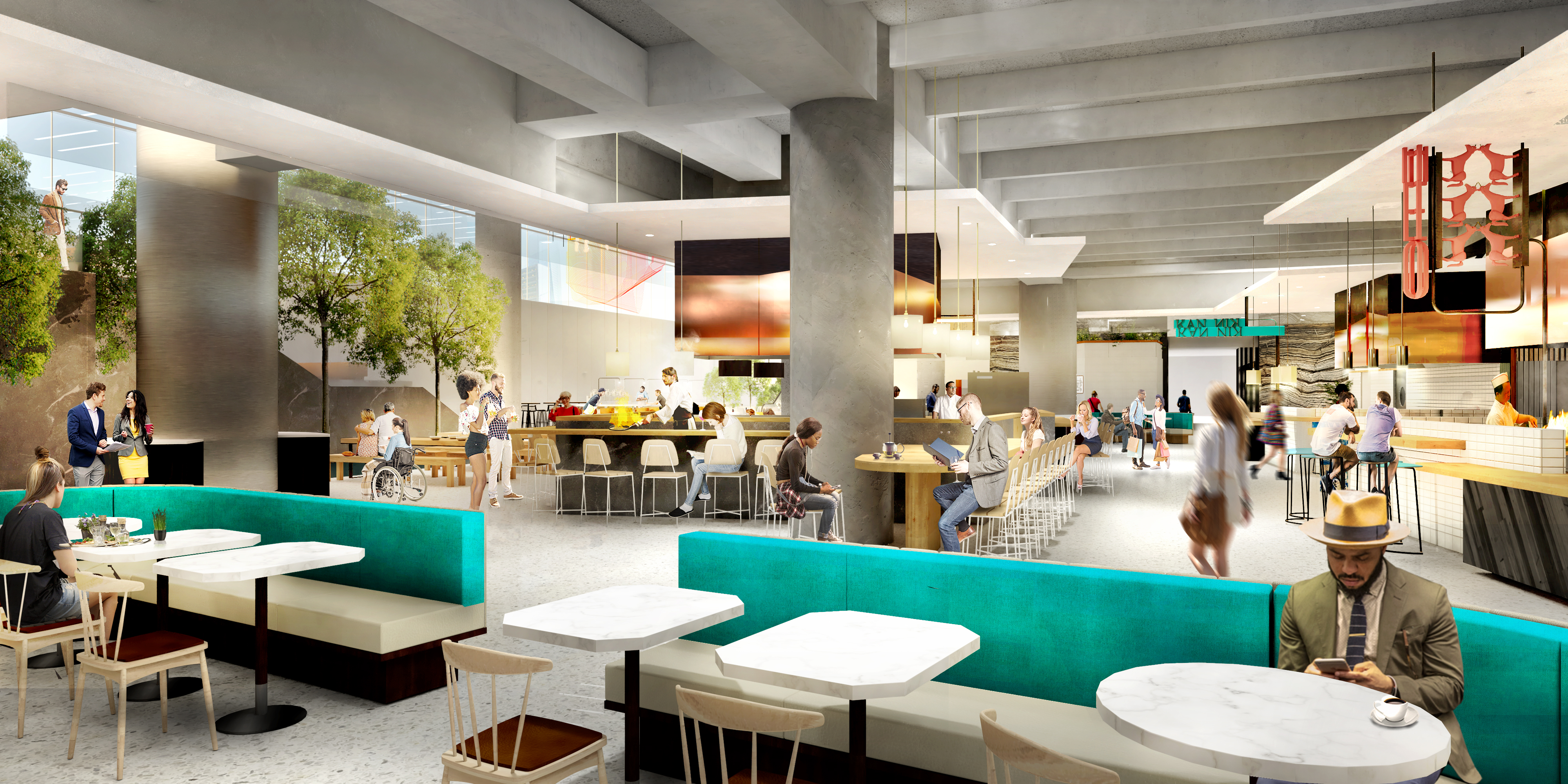 Bolognese Pasta Is Headed to Downtown Food Hall Understory