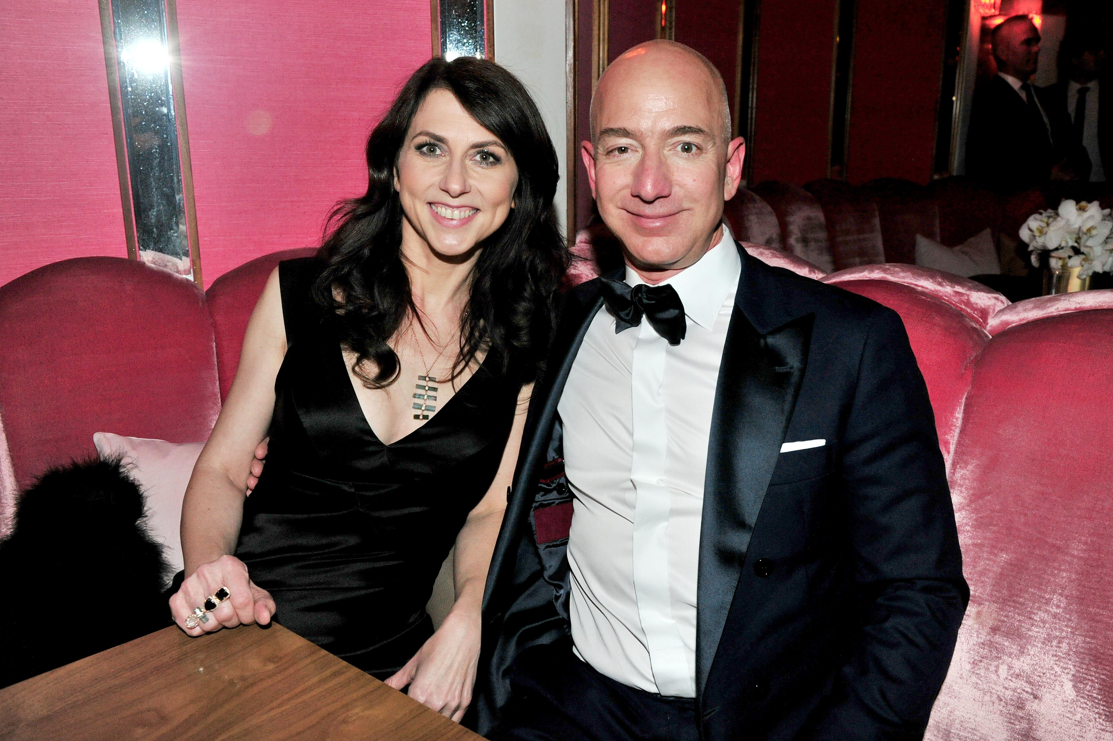 The Bezos divorce, explained