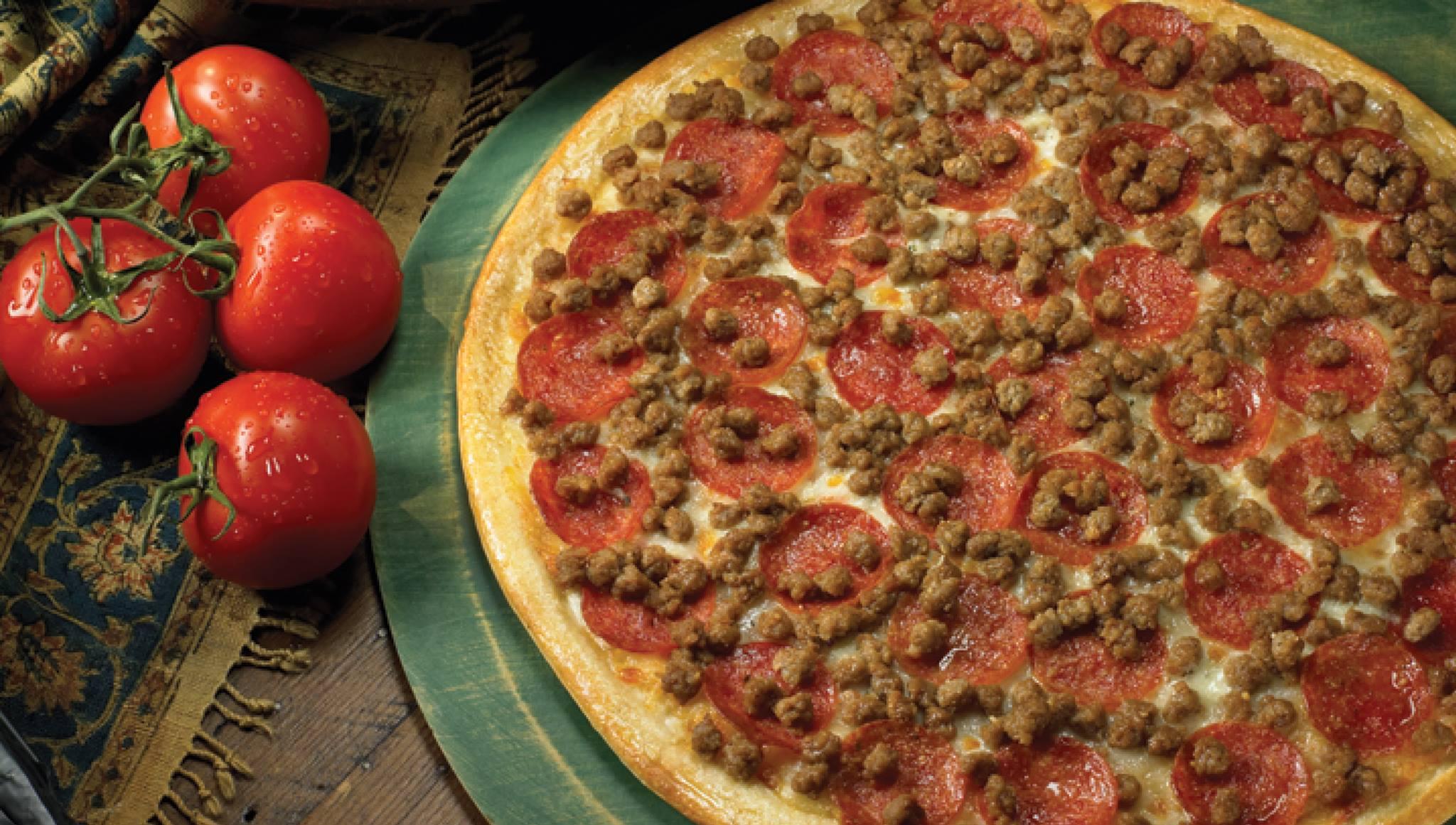 A pie from Mr. Gatti's
