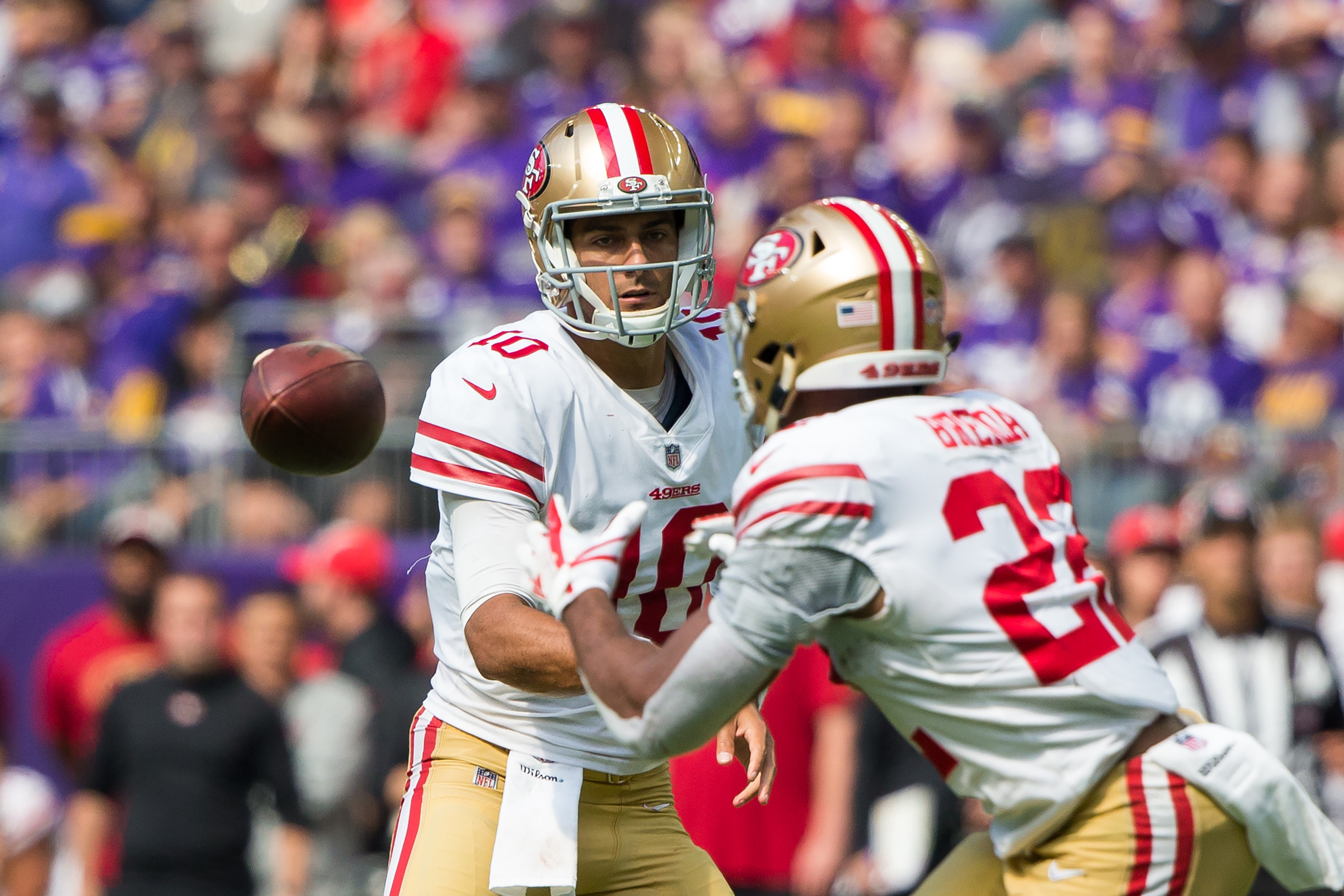 68cdde8d6 Breaking down the 49ers injured reserve players heading into 2019 - Niners  Nation