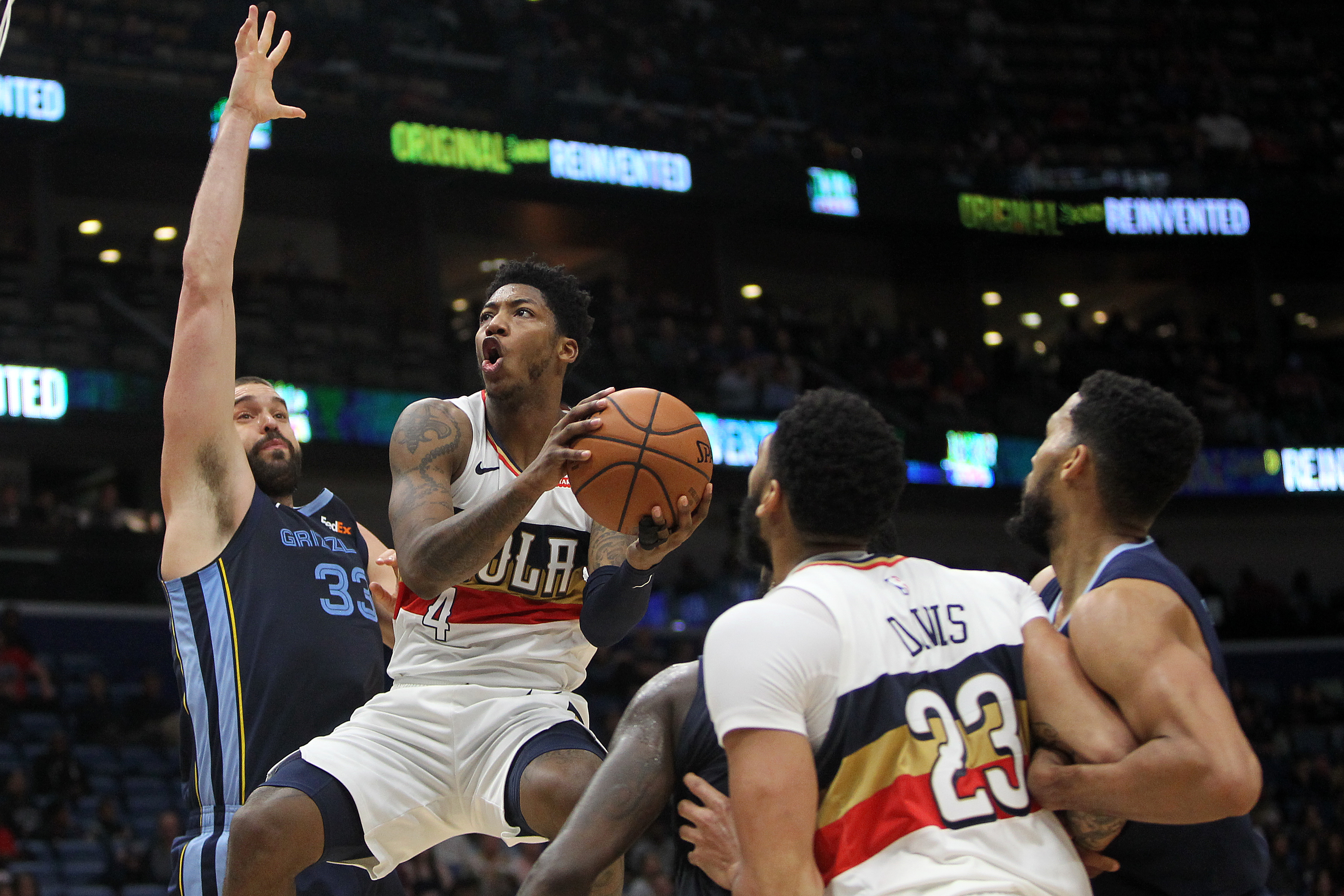 Elfrid Payton Deserves Recognition For Not Only Sitting At Helm Of