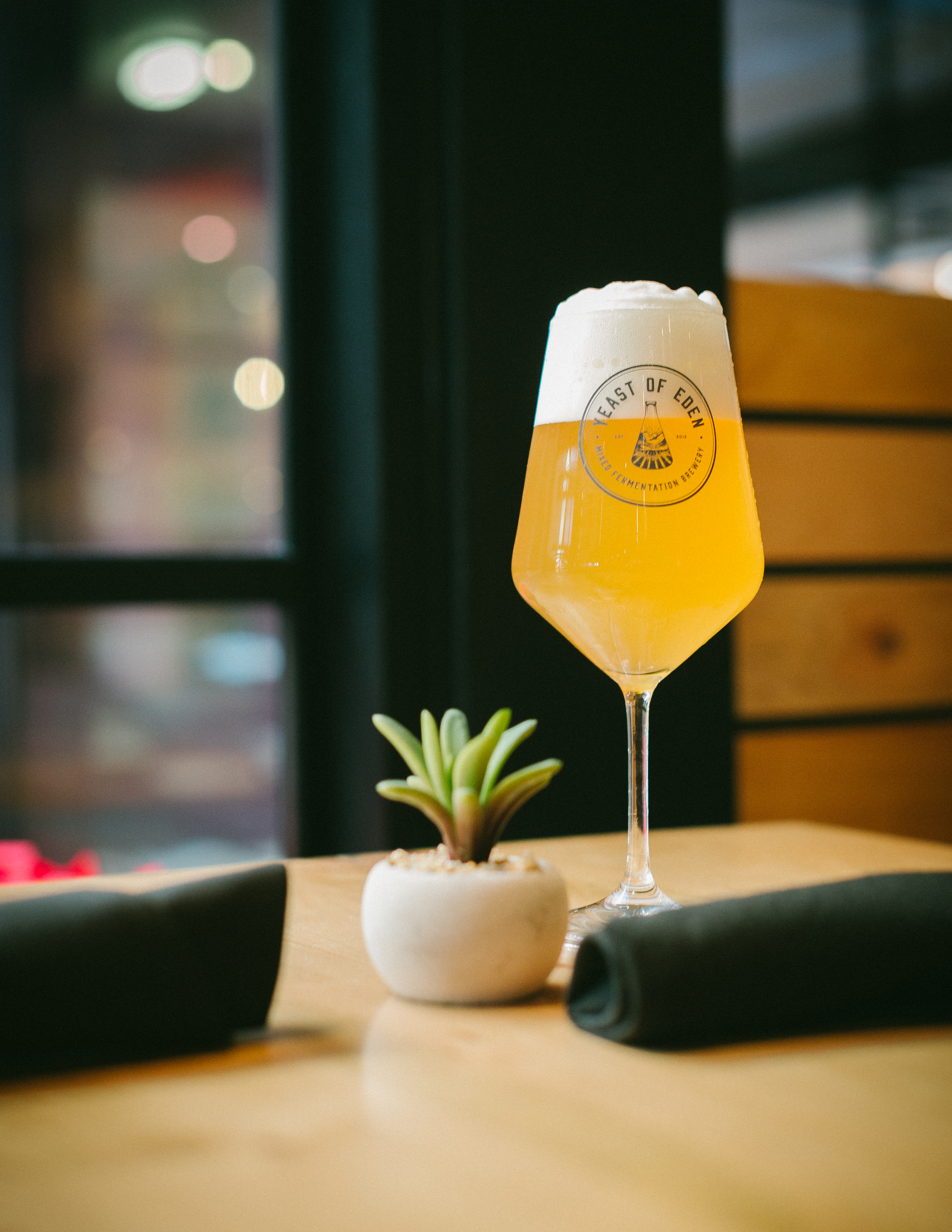 Experimental Brewery and Restaurant From Alvarado Street Opens in Carmel