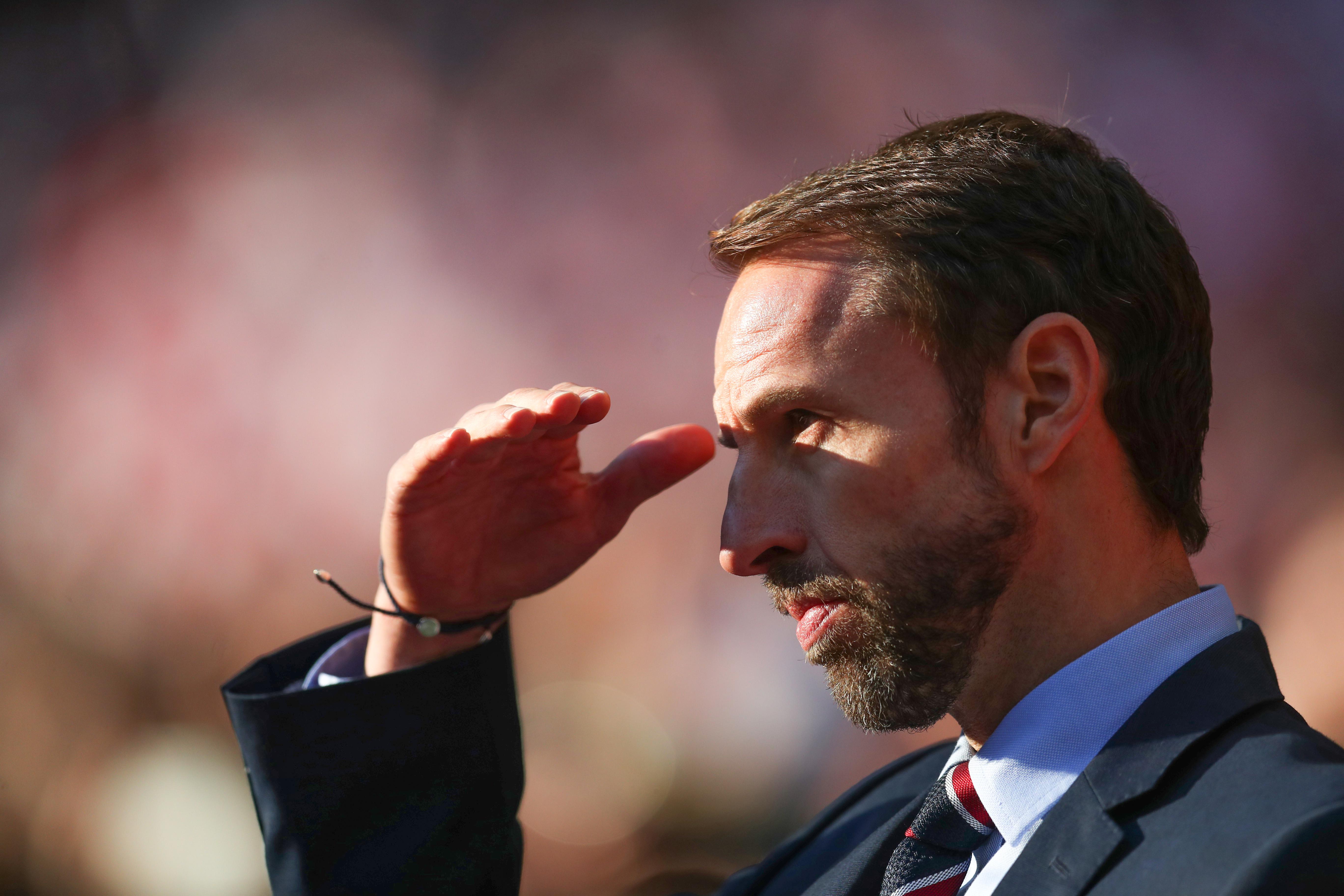 United now considering Gareth Southgate as an alternative to Mauricio Pochettino