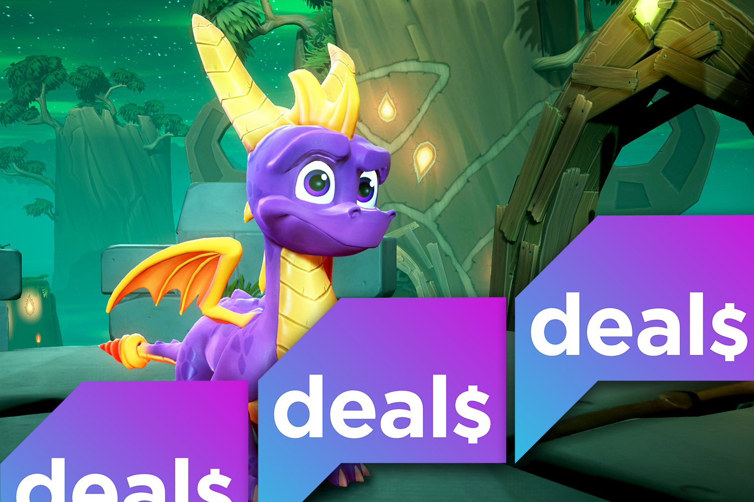 Spyro Reignited Trilogy, Pokémon: Let's Go, and a Humble Winter Sale are this week's best gaming deals