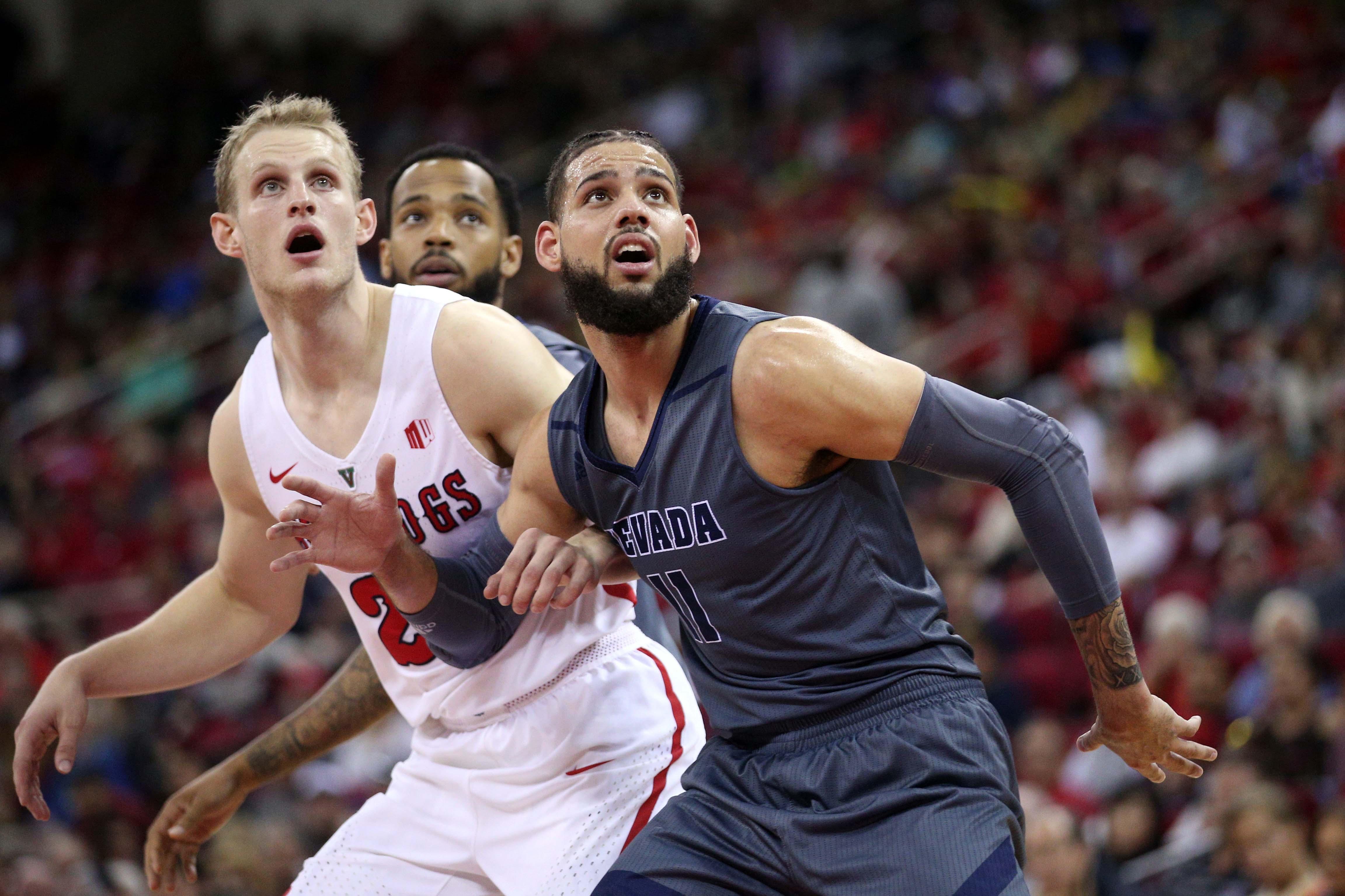 NCAA Basketball: Nevada at Fresno State