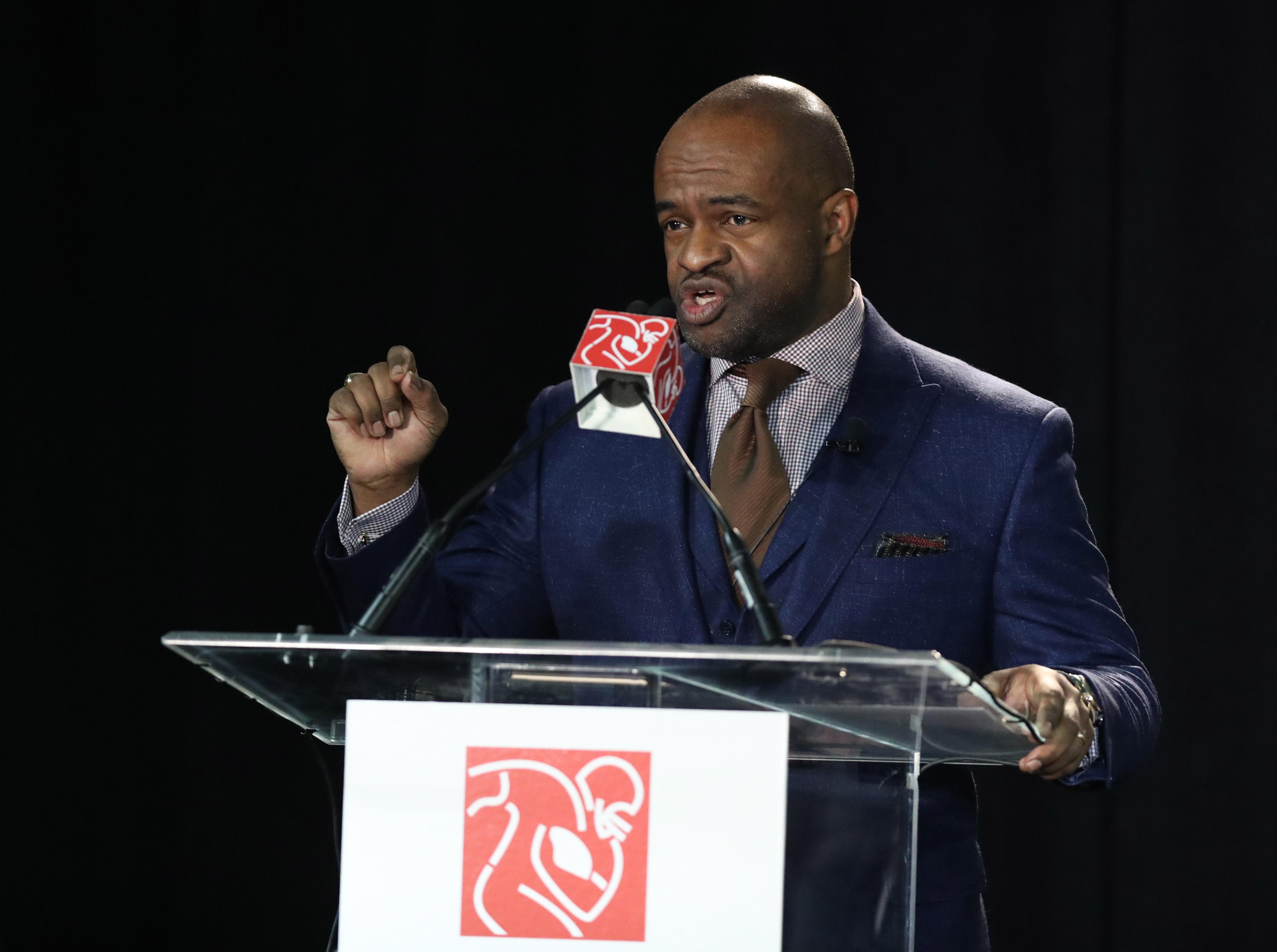 NFL: Super Bowl LII-NFLPA Press Conference