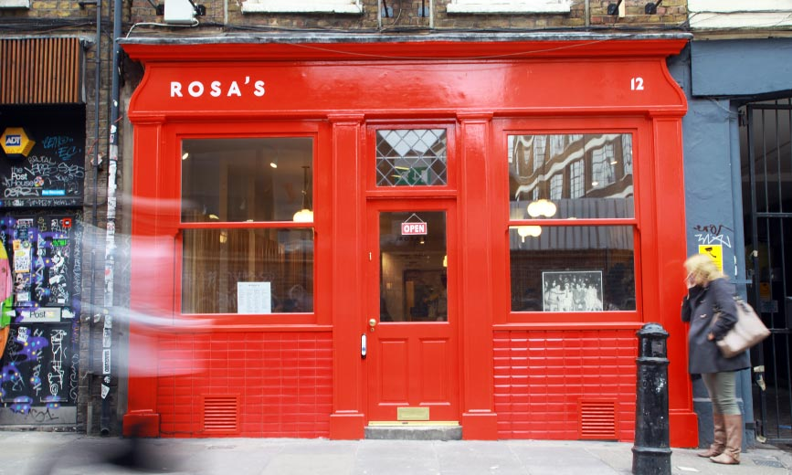Successful London restaurant chain Rosa's Thai looks to expand its restaurant outside the capital