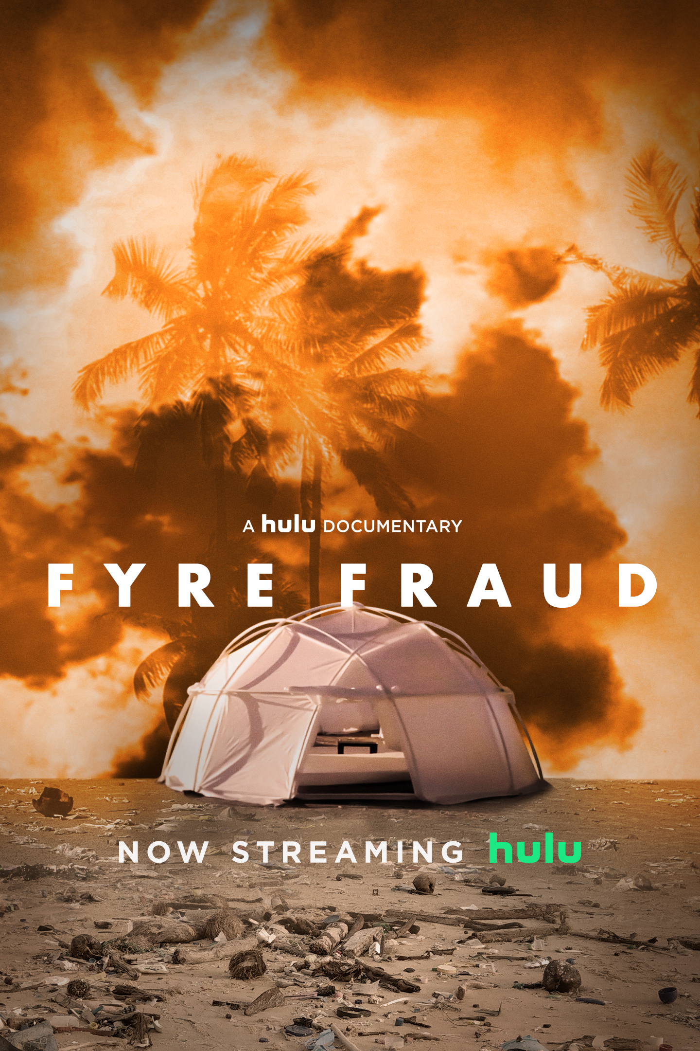 Image result for fyre fraud hulu